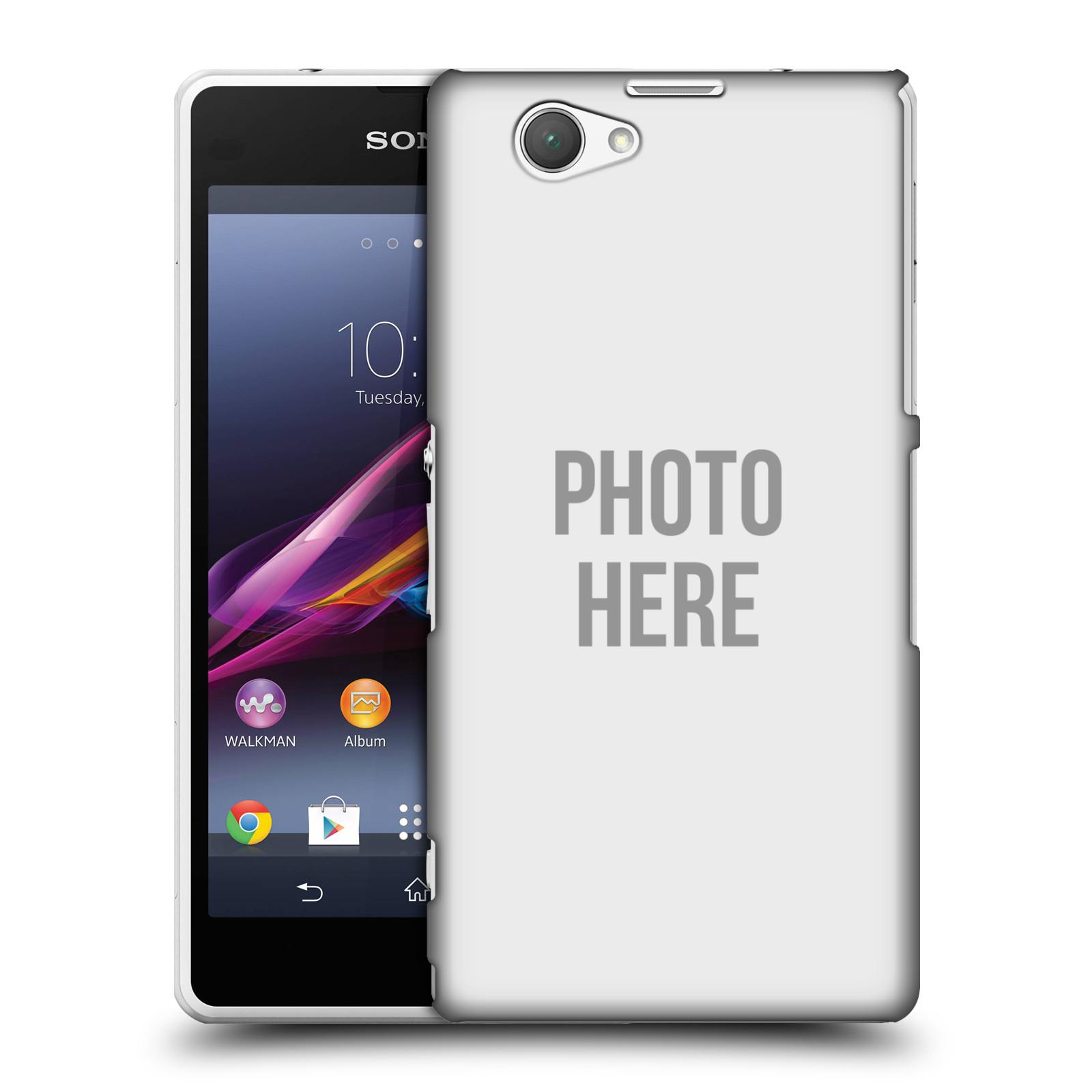 Plastové pouzdro na mobil Sony Xperia Z1 Compact D5503 HEAD CASE s vlastním motivem (Kryt či obal s vlastní fotografií na mobilní telefon Sony Xperia Z1 Compact)