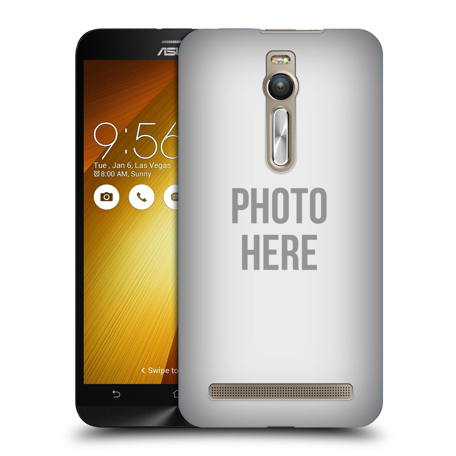 """Plastové pouzdro na mobil Asus ZenFone 2 ZE551ML HEAD CASE s vlastním motivem (Kryt či obal s vlastní fotografií na mobilní telefon Asus ZenFone 2 ZE551ML / ZE550ML s 5,5 """" displejem)"""