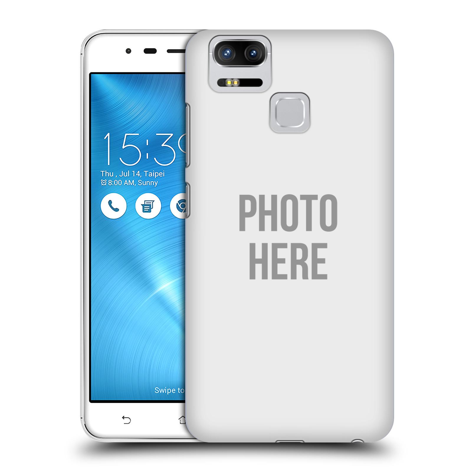 Plastové pouzdro na mobil Asus ZenFone 3 ZOOM ZE553KL - Head Case - s vlastním motivem