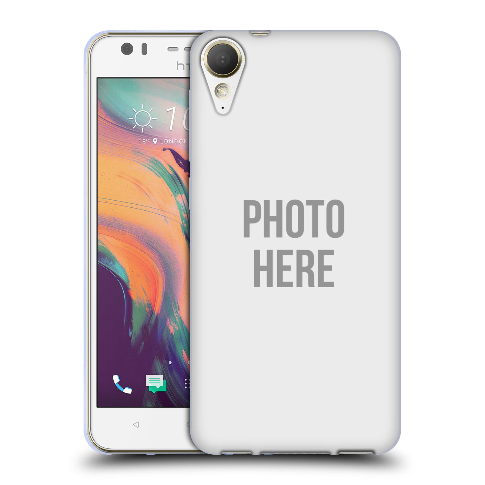 Silikonové pouzdro na mobil HTC Desire 10 Lifestyle - Head Case - s vlastním motivem (Silikonový kryt či obal na mobilní telefon HTC Desire 10 Lifestyle s vlastním motivem)