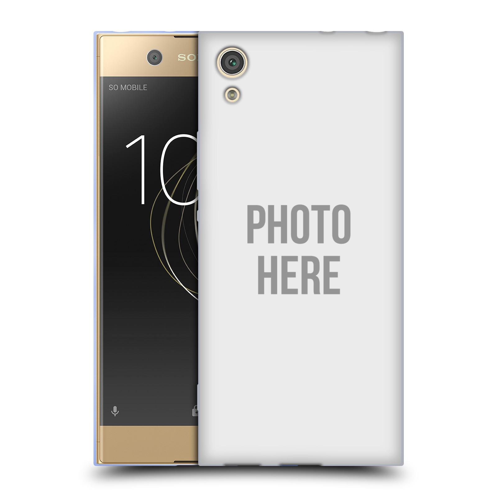 Silikonové pouzdro na mobil Sony Xperia XA1 - Head Case - s vlastním motivem