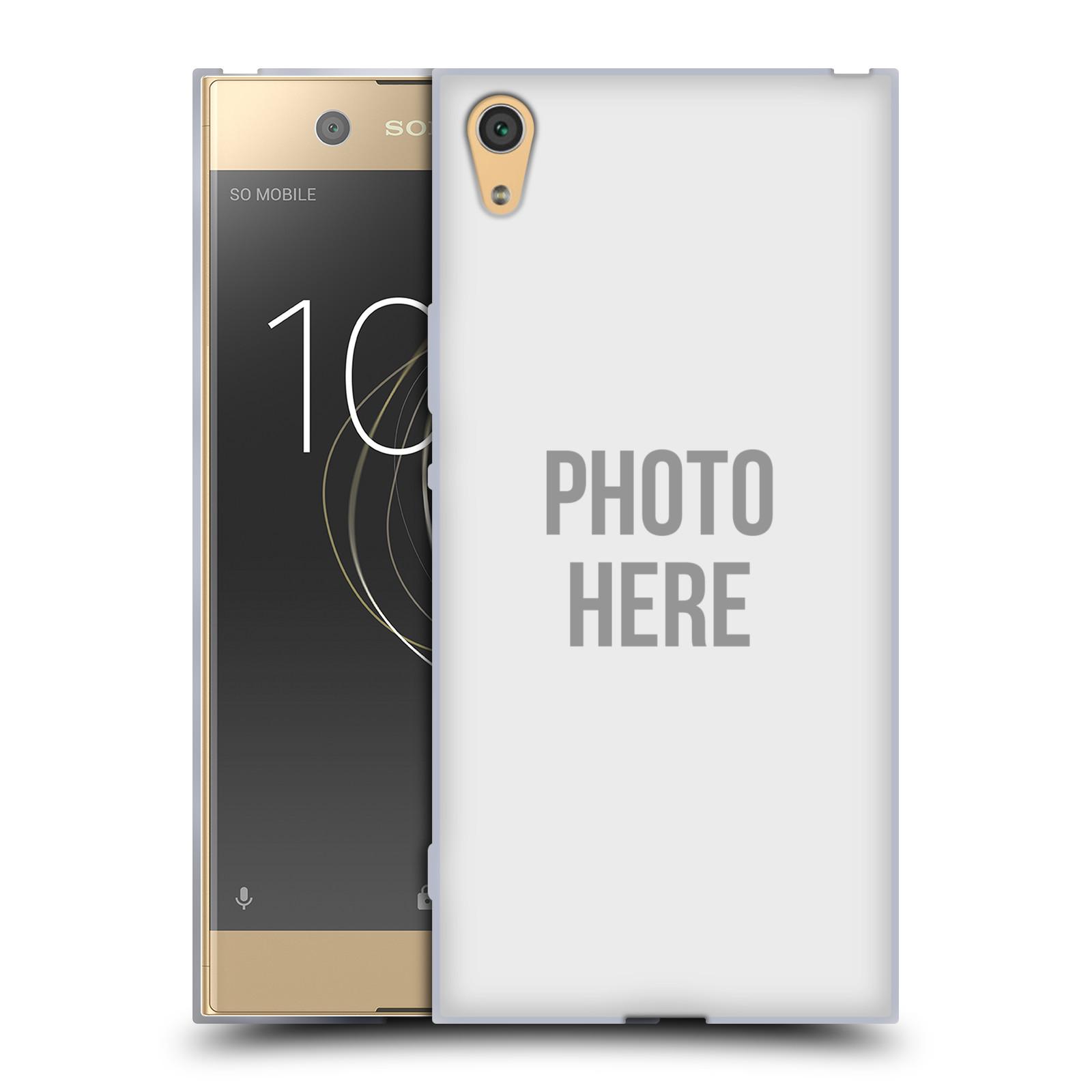 Silikonové pouzdro na mobil Sony Xperia XA1 Ultra - Head Case - s vlastním motivem