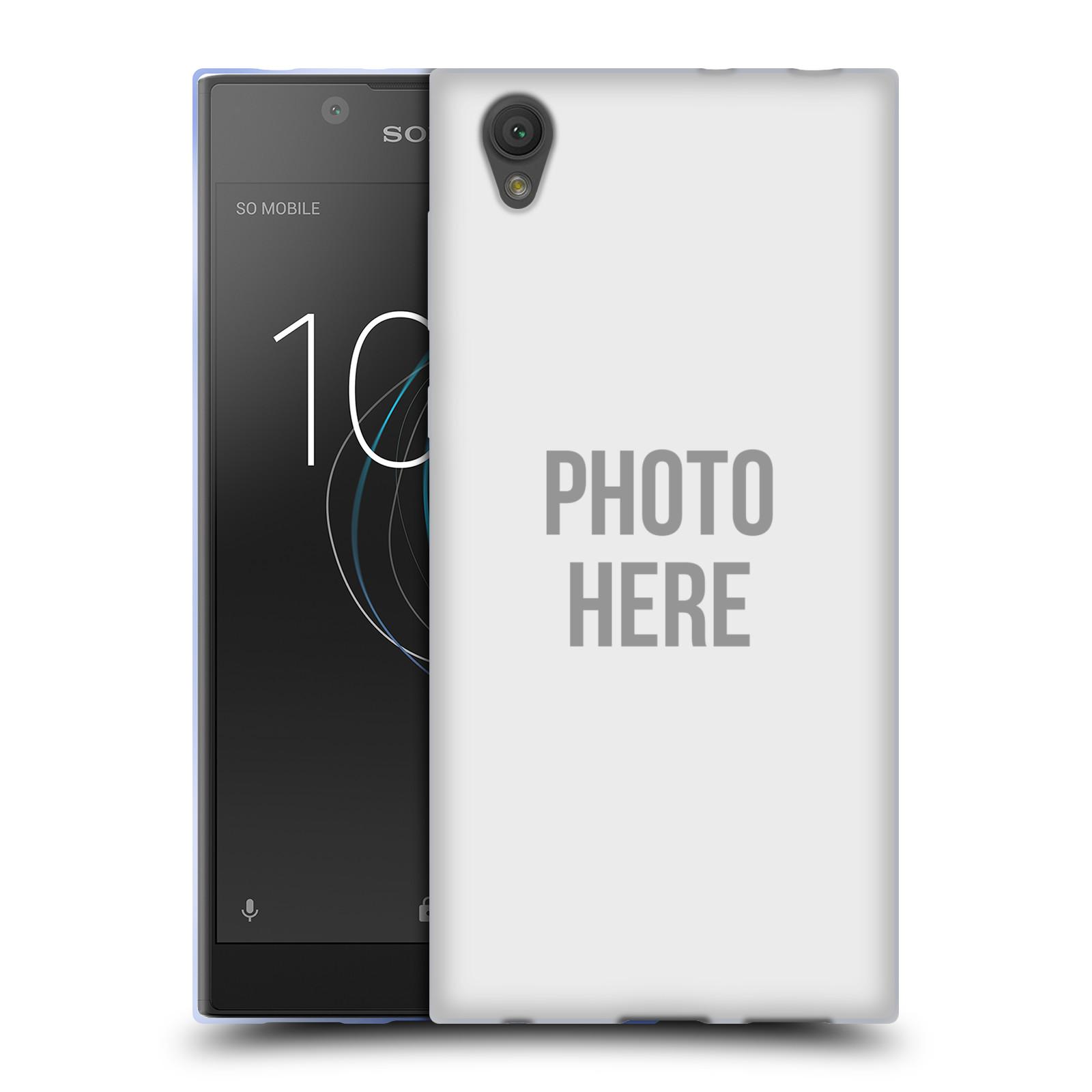 Silikonové pouzdro na mobil Sony Xperia L1 - Head Case - s vlastním motivem