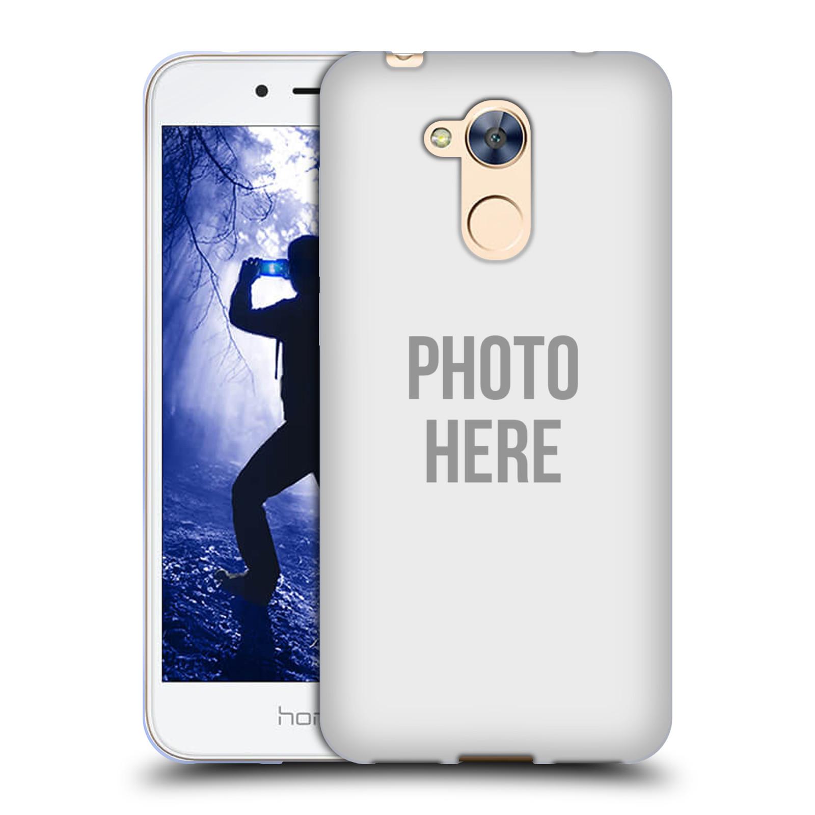 Silikonové pouzdro na mobil Honor 6A - Head Case - s vlastním motivem