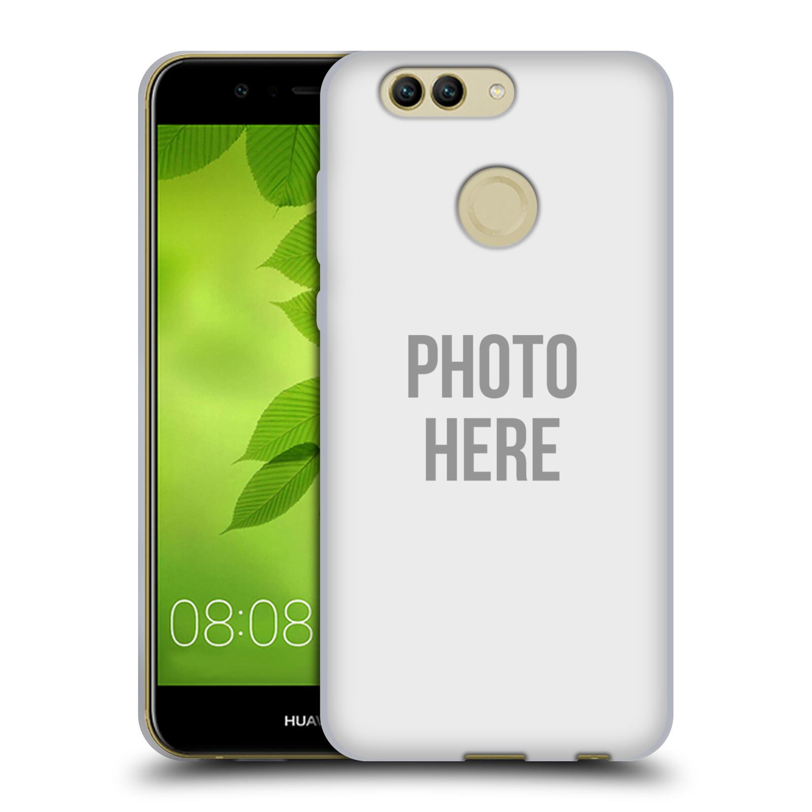 Silikonové pouzdro na mobil Huawei Nova 2 Plus - Head Case - s vlastním motivem (Silikonový kryt či obal na mobilní telefon Huawei Nova 2 Plus s vlastním motivem)
