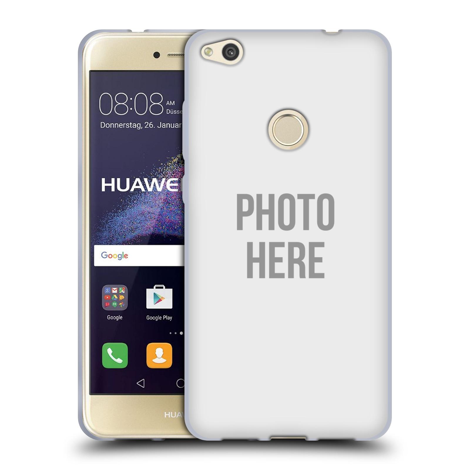 Silikonové pouzdro na mobil Honor 8 Lite - Head Case - s vlastním motivem (Silikonový kryt či obal na mobilní telefon Honor 8 Lite s vlastním motivem)