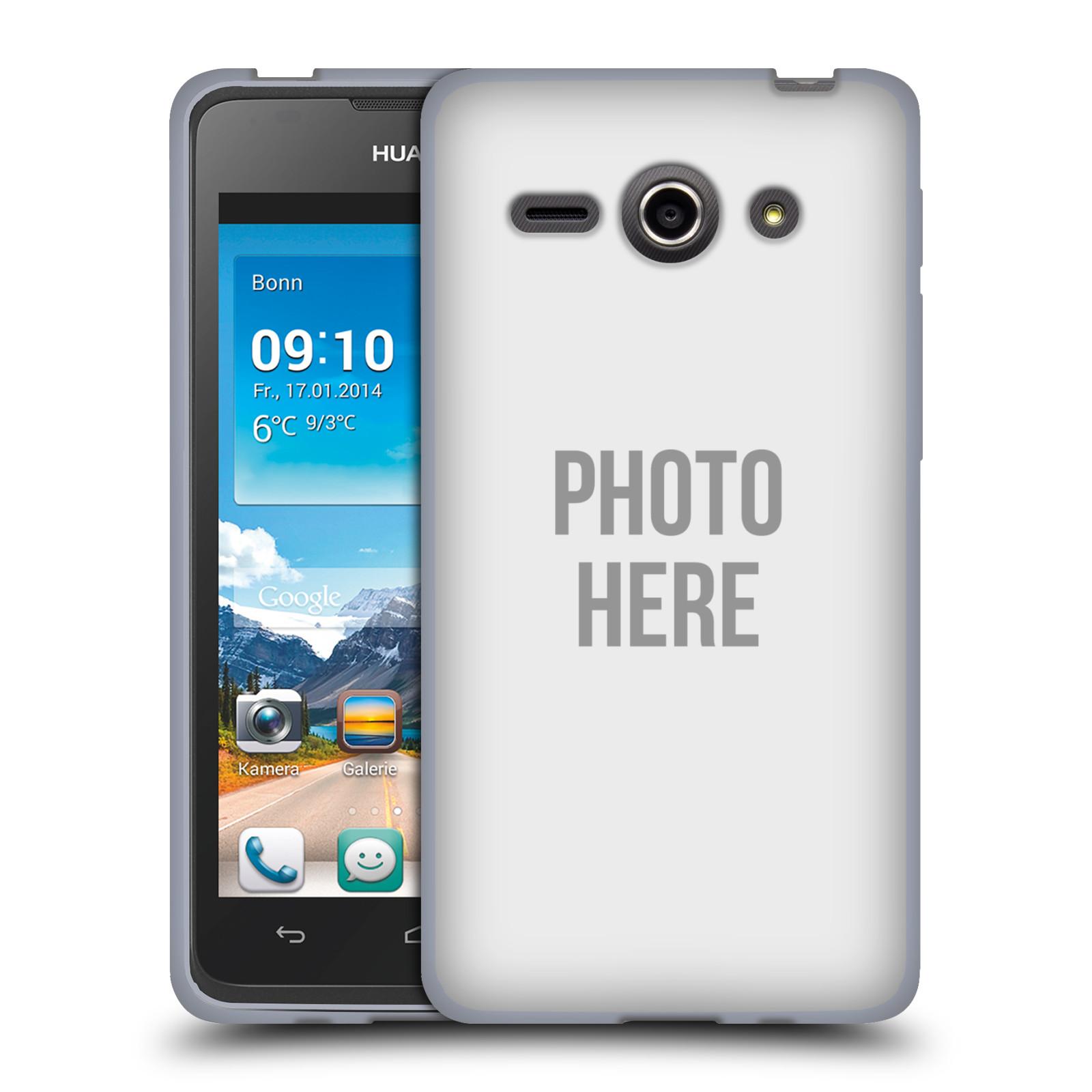 Silikonové pouzdro na mobil Huawei Ascend Y530 HEAD CASE s vlastním motivem (Silikonový kryt či obal s vlastní fotografií na mobilní telefon Huawei Ascend Y530)