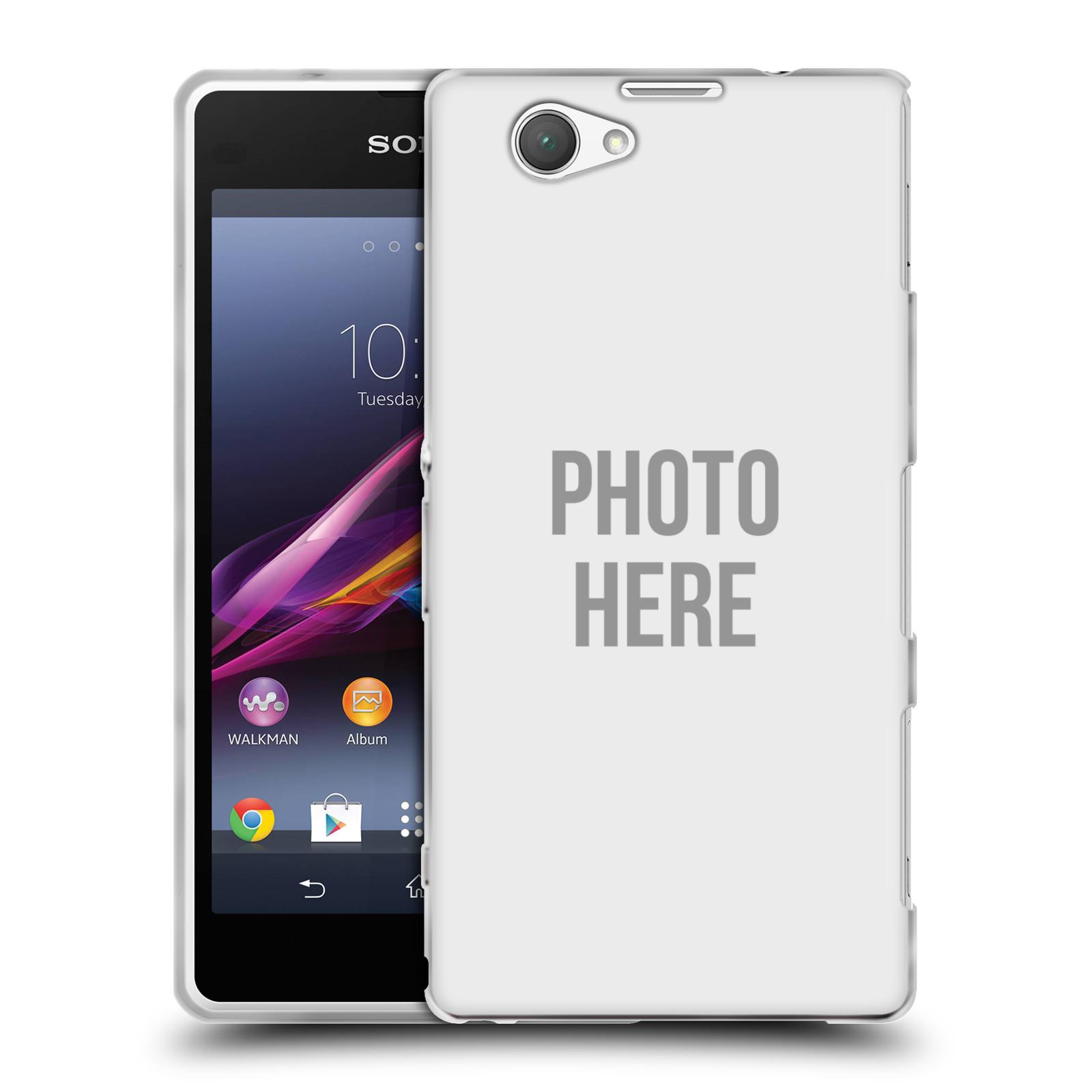 Silikonové pouzdro na mobil Sony Xperia Z1 Compact D5503 HEAD CASE s vlastním motivem (Silikonový kryt či obal s vlastní fotografií na mobilní telefon Sony Xperia Z1 Compact)