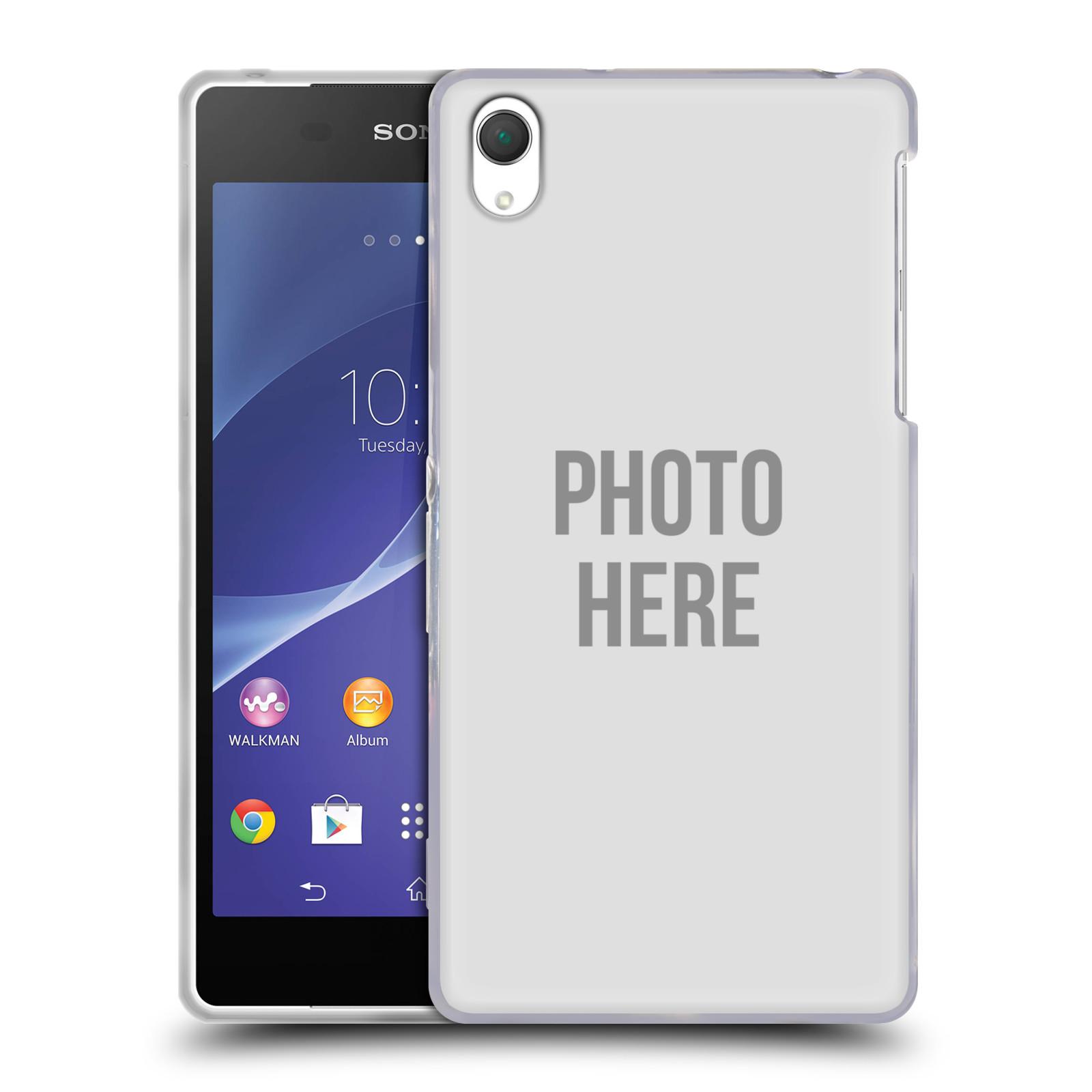 Silikonové pouzdro na mobil Sony Xperia Z2 D6503 HEAD CASE s vlastním motivem (Silikonový kryt či obal s vlastní fotografií na mobilní telefon Sony Xperia Z2)