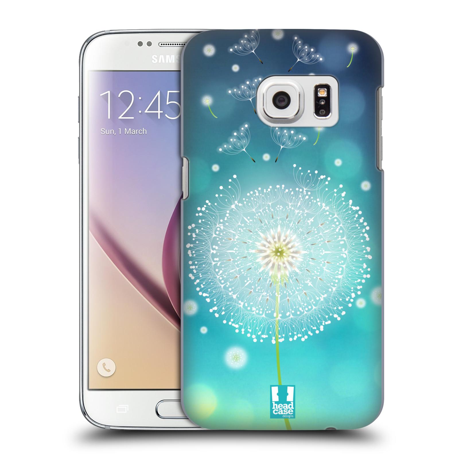 Plastové pouzdro na mobil Samsung Galaxy S7 HEAD CASE Rozlétaná pampeliška (Kryt či obal na mobilní telefon Samsung Galaxy S7 SM-G930F)