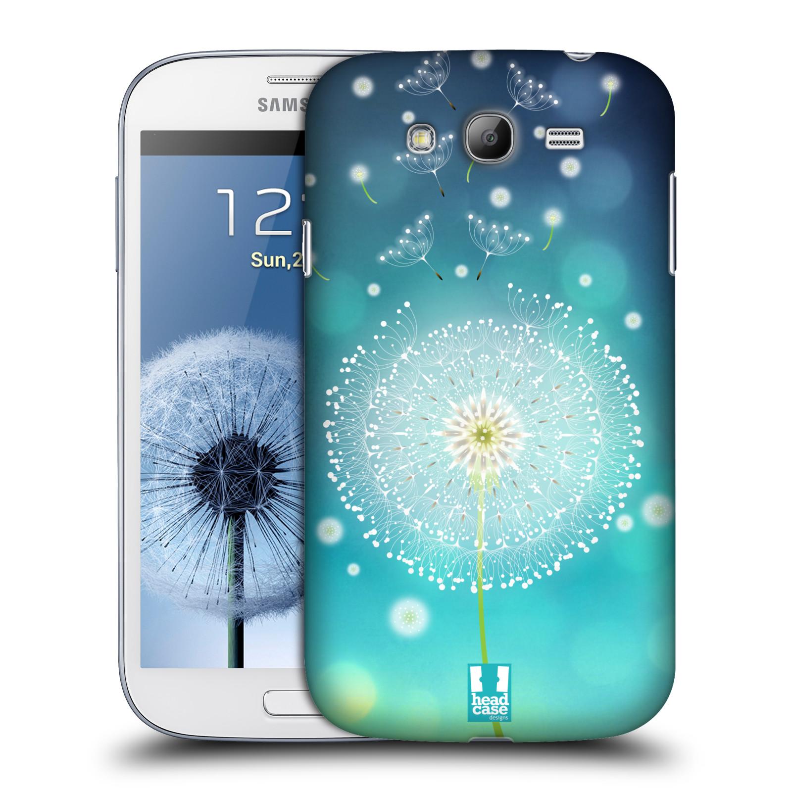 Plastové pouzdro na mobil Samsung Galaxy Grand Neo Plus HEAD CASE Rozlétaná pampeliška (Kryt či obal na mobilní telefon Samsung Galaxy Grand Neo Plus GT-i9060i)