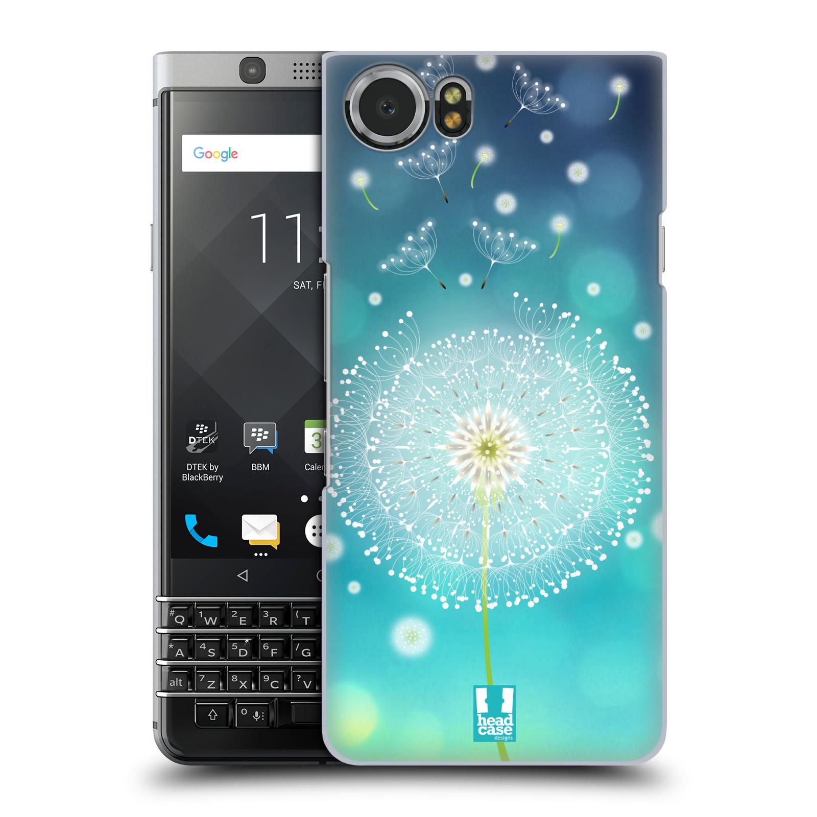 Plastové pouzdro na mobil BlackBerry KEYone - Head Case - Rozlétaná pampeliška