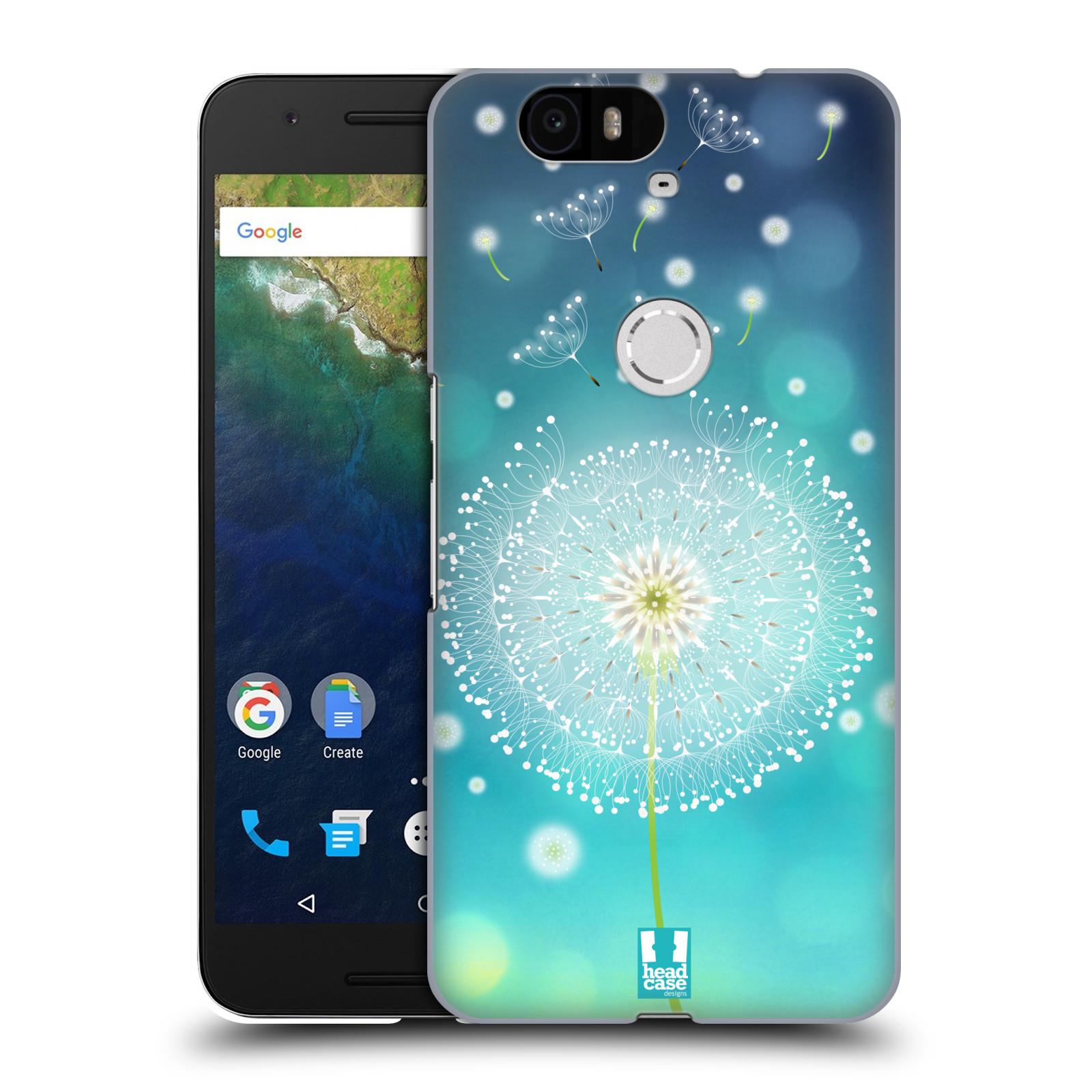Plastové pouzdro na mobil Huawei Nexus 6P HEAD CASE Rozlétaná pampeliška (Kryt či obal na mobilní telefon Huawei Nexus 6P)