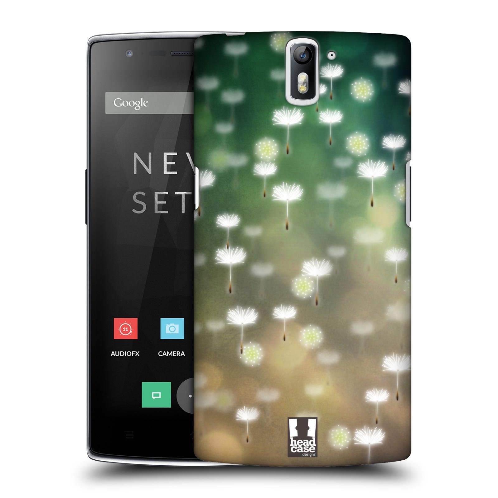 Plastové pouzdro na mobil OnePlus One HEAD CASE Pampeliškové padáčky (Kryt či obal na mobilní telefon OnePlus One)