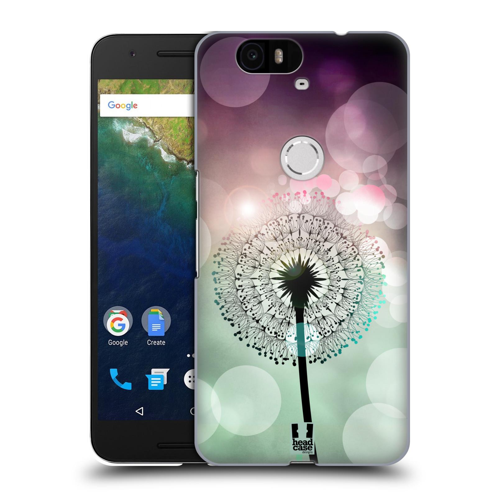 Plastové pouzdro na mobil Huawei Nexus 6P HEAD CASE Pampeliškové odlesky (Kryt či obal na mobilní telefon Huawei Nexus 6P)