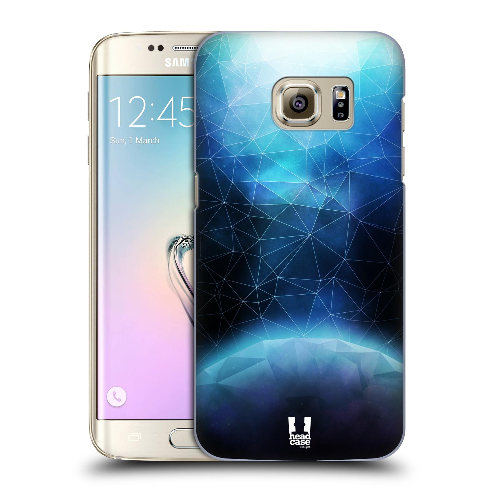 Plastové pouzdro na mobil Samsung Galaxy S7 Edge HEAD CASE UNIVERSE ABSORB (Kryt či obal na mobilní telefon Samsung Galaxy S7 Edge SM-G935F)