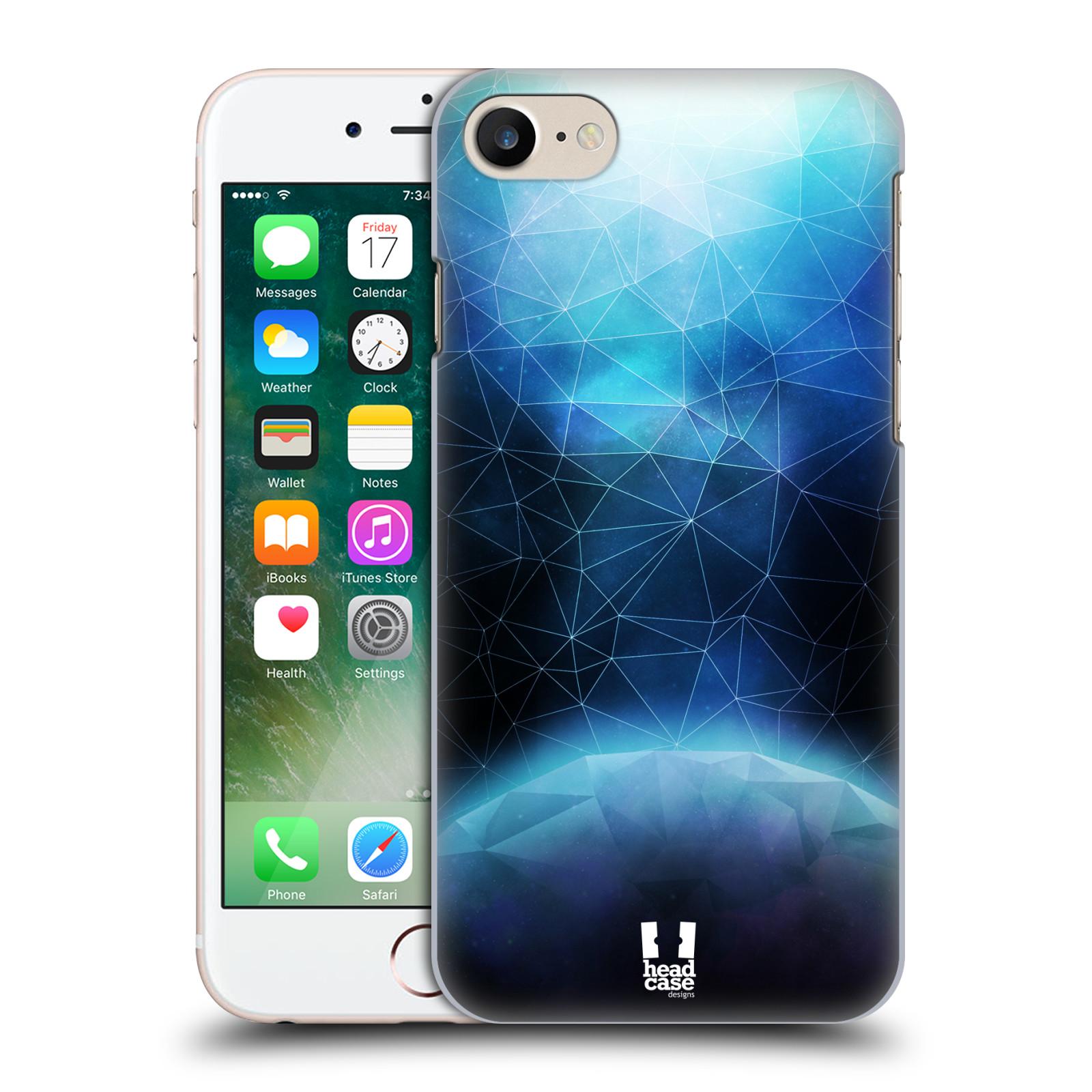 Plastové pouzdro na mobil Apple iPhone 7 HEAD CASE UNIVERSE ABSORB
