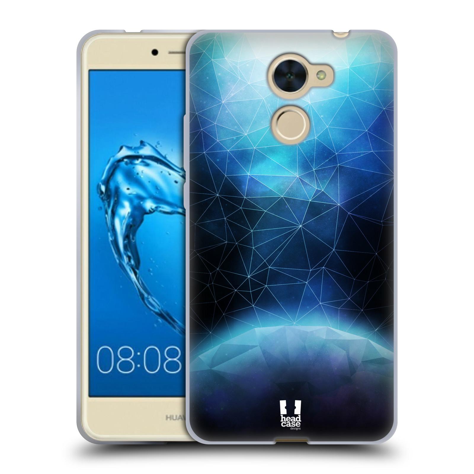 Silikonové pouzdro na mobil Huawei Y7 - Head Case - UNIVERSE ABSORB