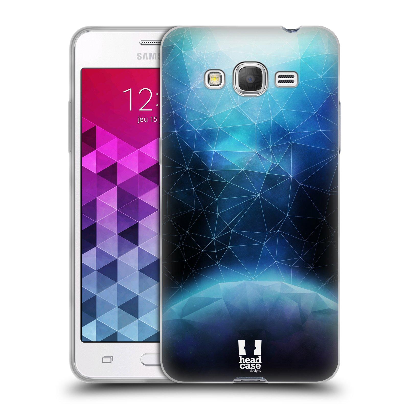 Silikonové pouzdro na mobil Samsung Galaxy Grand Prime VE HEAD CASE UNIVERSE ABSORB