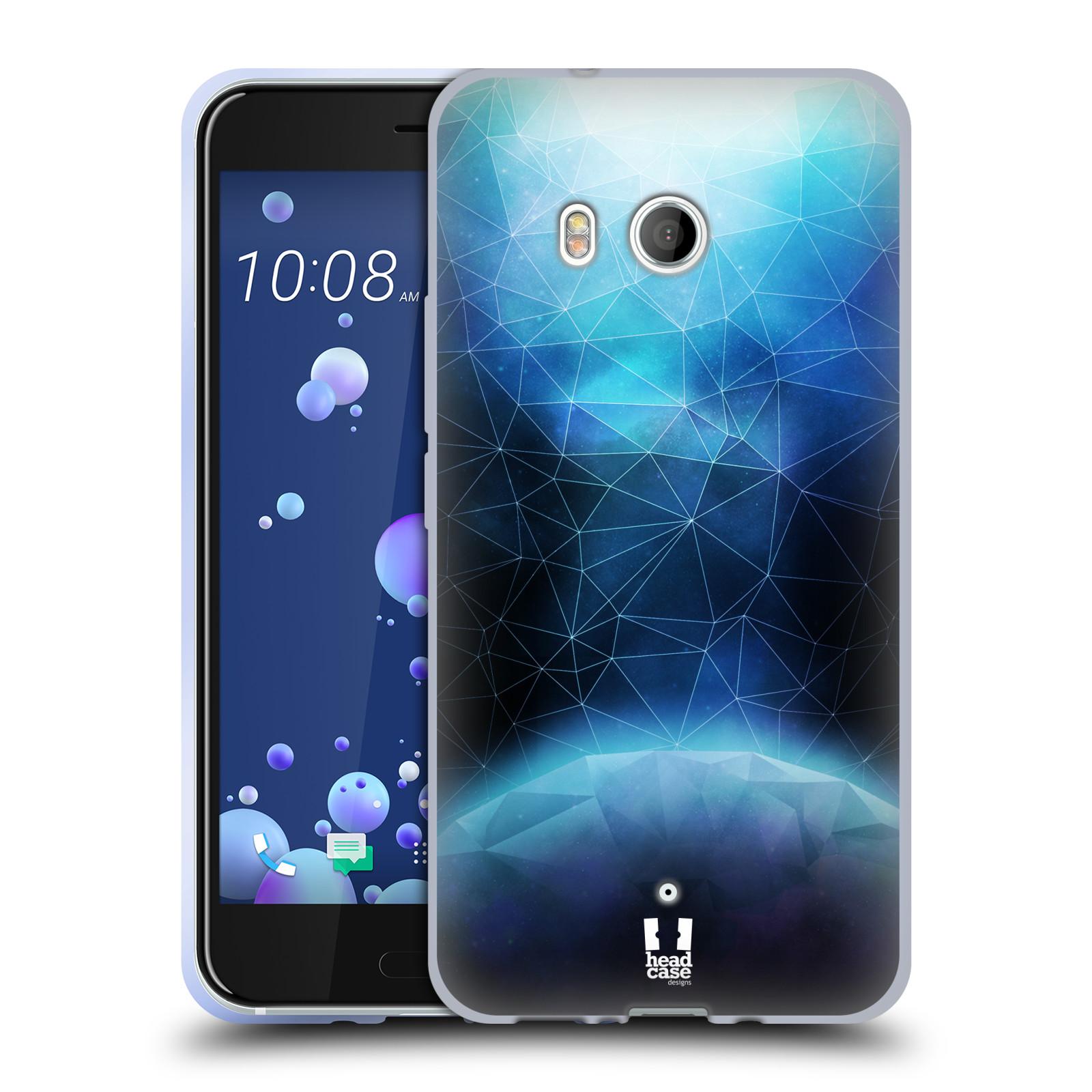 Silikonové pouzdro na mobil HTC U11 - Head Case - UNIVERSE ABSORB