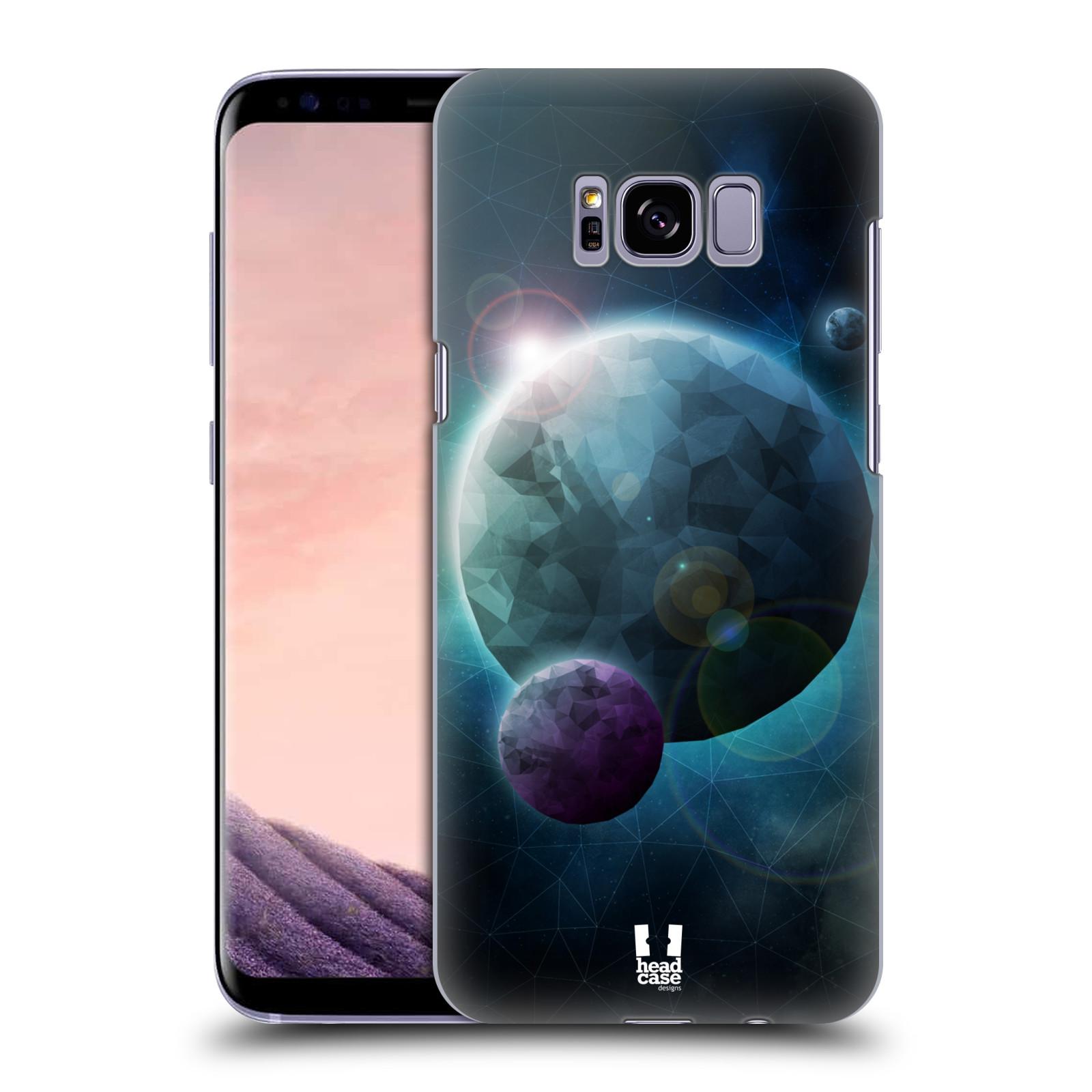 Plastové pouzdro na mobil Samsung Galaxy S8+ (Plus) Head Case UNIVERSE DISCOVER