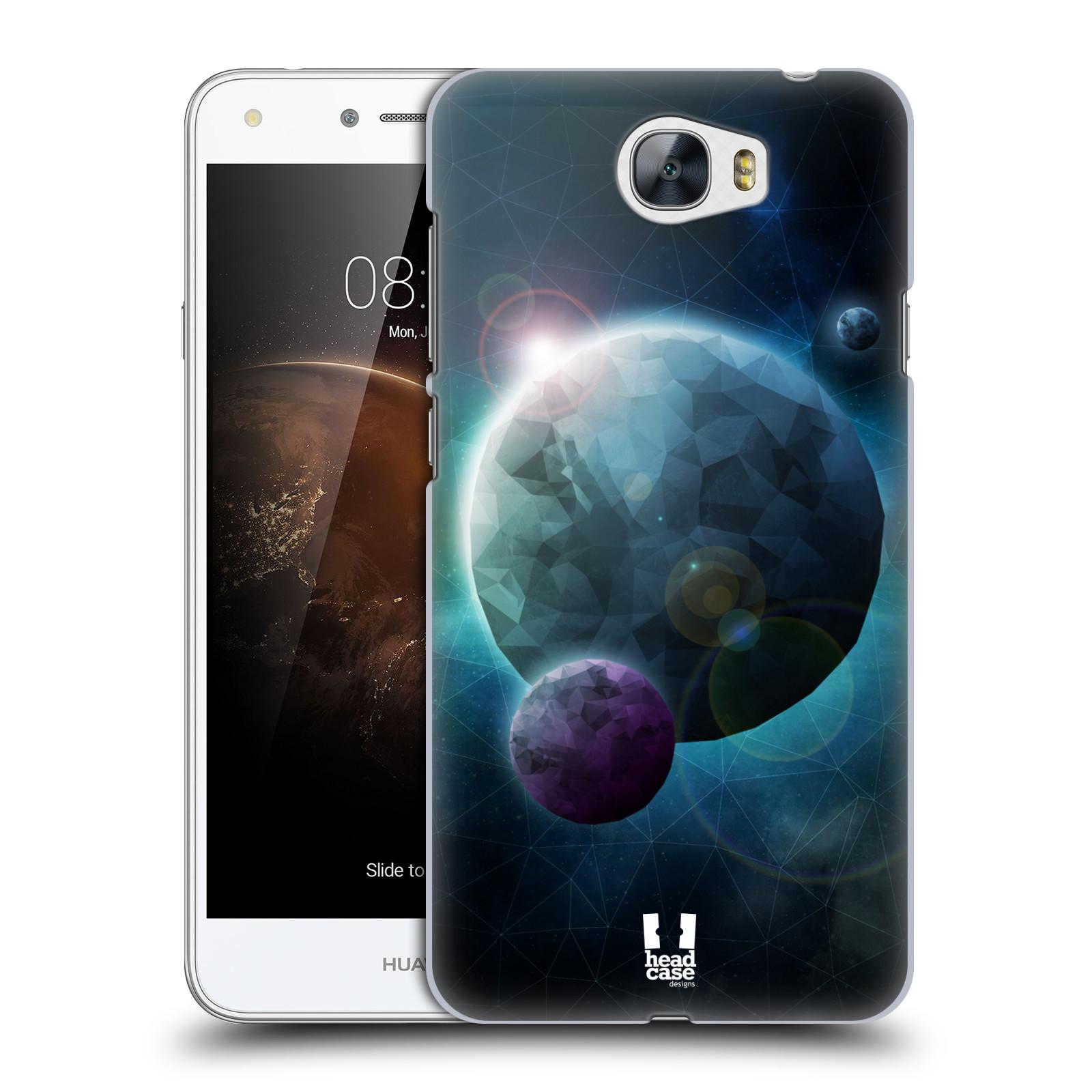 Plastové pouzdro na mobil Huawei Y5 II HEAD CASE UNIVERSE DISCOVER