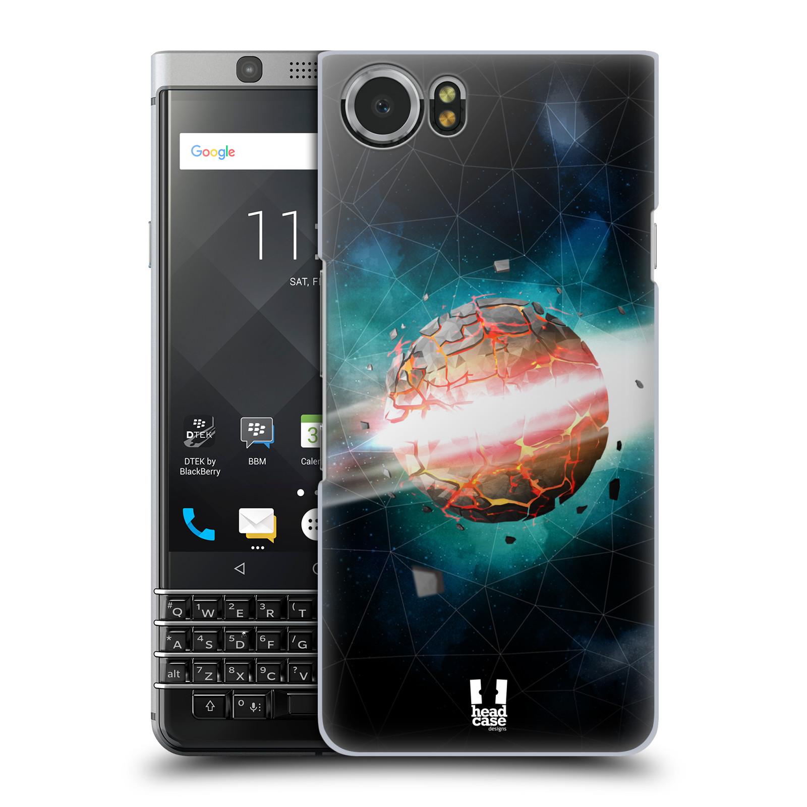 Plastové pouzdro na mobil BlackBerry KEYone - Head Case - UNIVERSE EXPLOSION