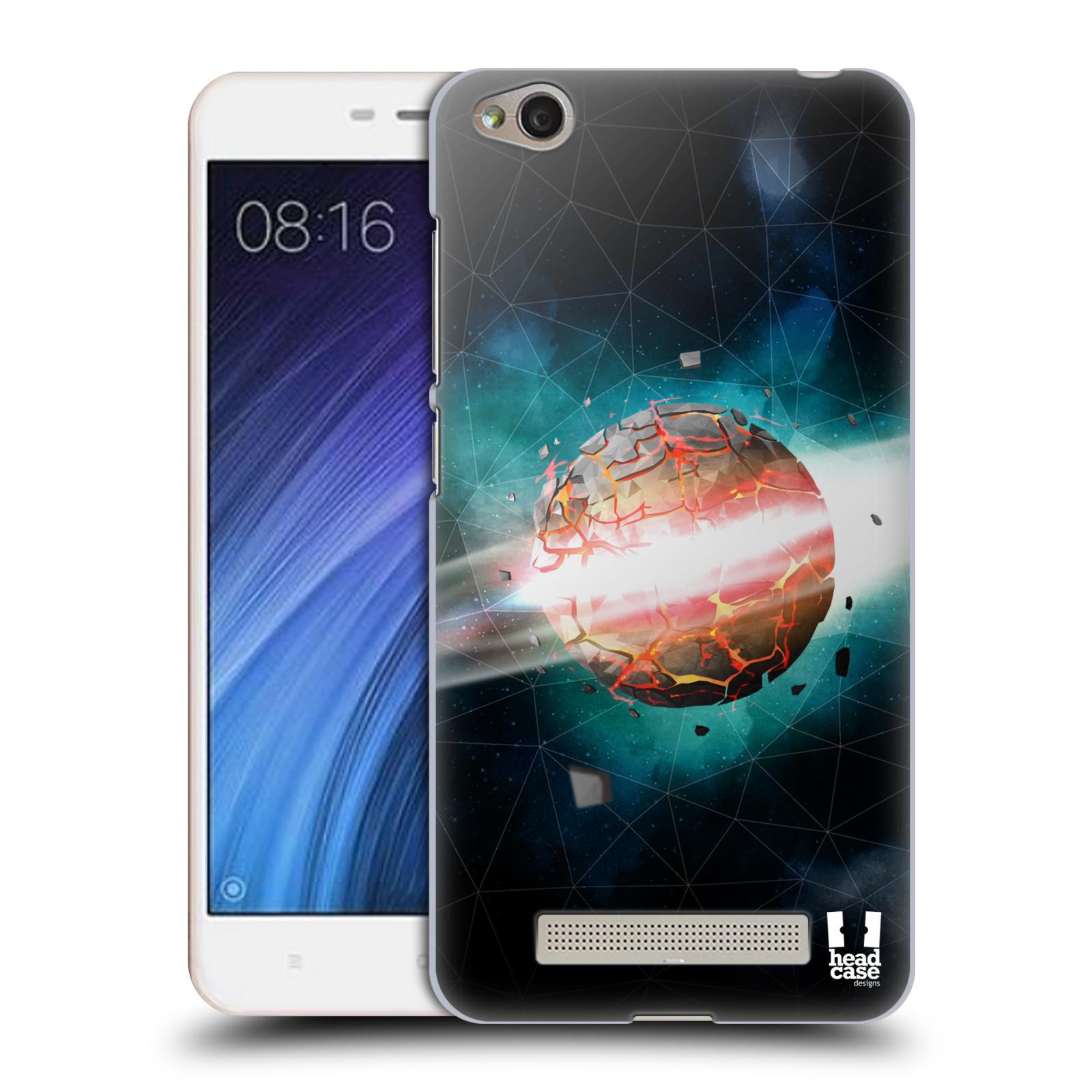 Plastové pouzdro na mobil Xiaomi Redmi 4A HEAD CASE UNIVERSE EXPLOSION