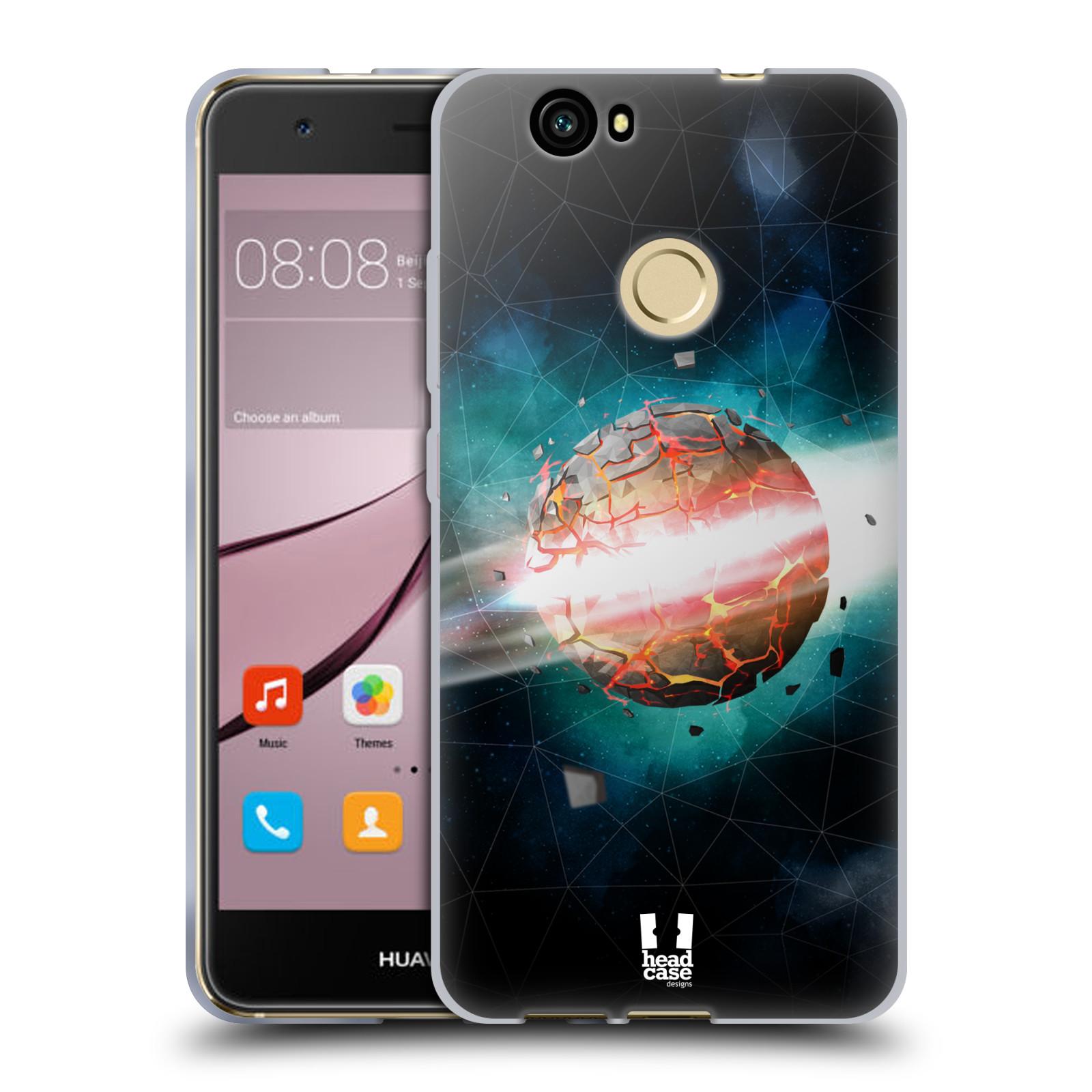 Silikonové pouzdro na mobil Huawei Nova - Head Case - UNIVERSE EXPLOSION ( Silikonový kryt či 9100f5694db
