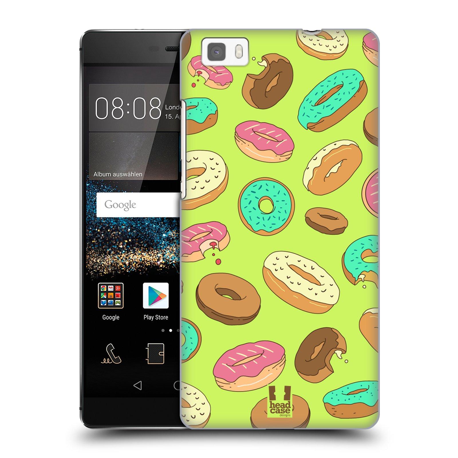 Plastové pouzdro na mobil Huawei P8 Lite HEAD CASE DONUTKY (Kryt či obal na  mobilní 0190e1de6f9