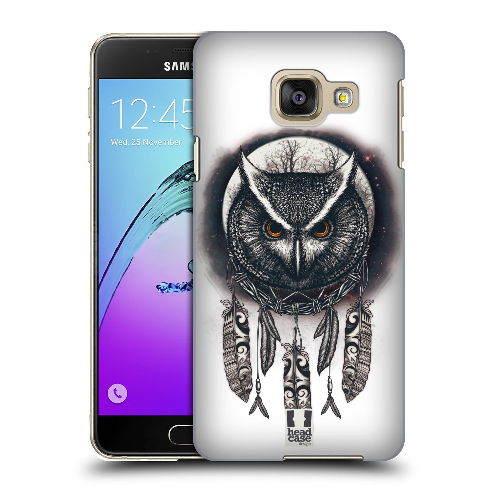 Plastové pouzdro na mobil Samsung Galaxy A3 (2016) - Head Case - Soví lapač