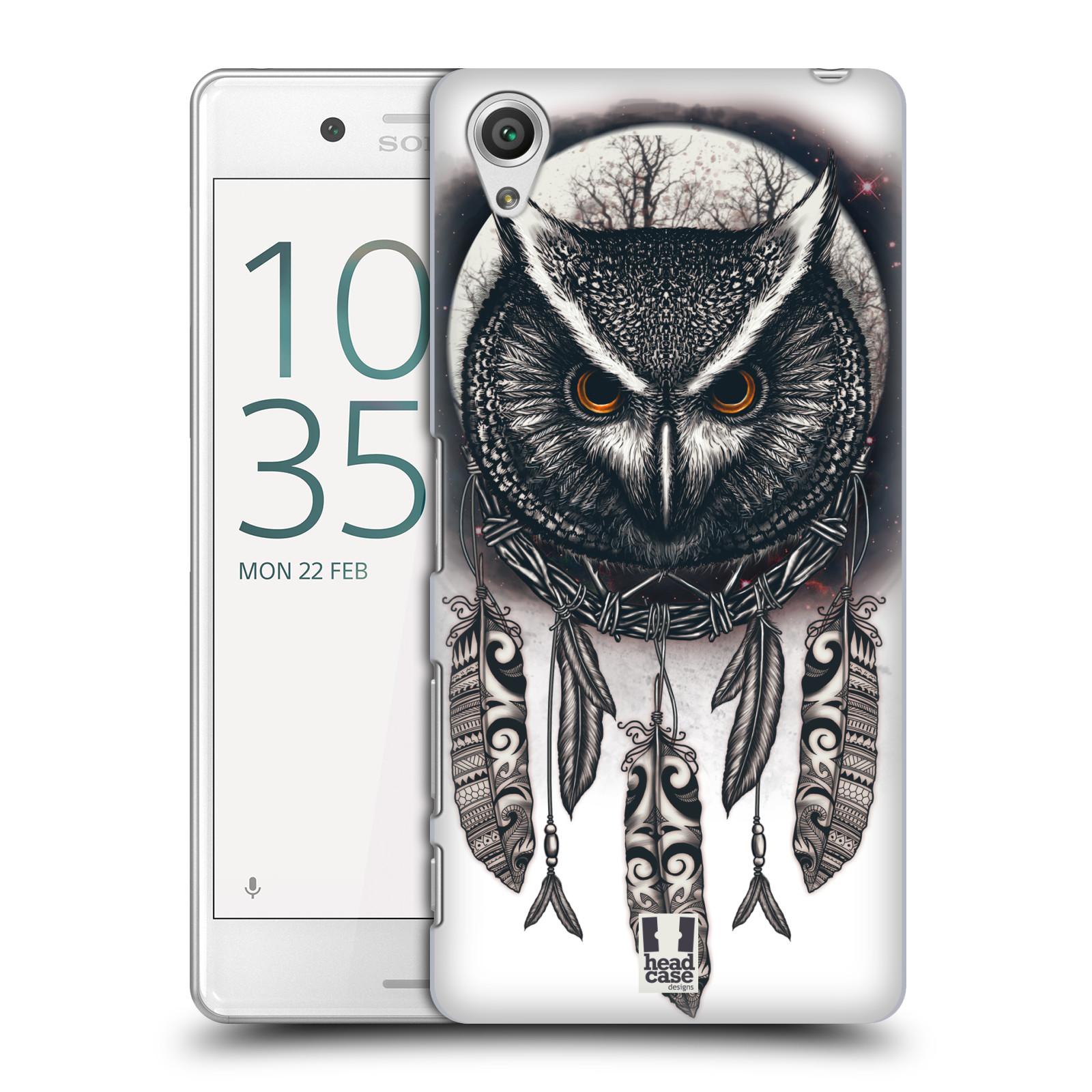 Plastové pouzdro na mobil Sony Xperia X Performance - Head Case - Soví lapač