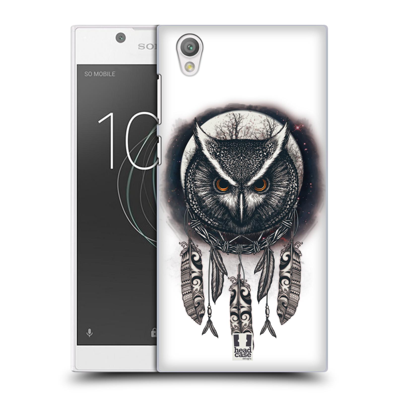 Plastové pouzdro na mobil Sony Xperia L1 - Head Case - Soví lapač