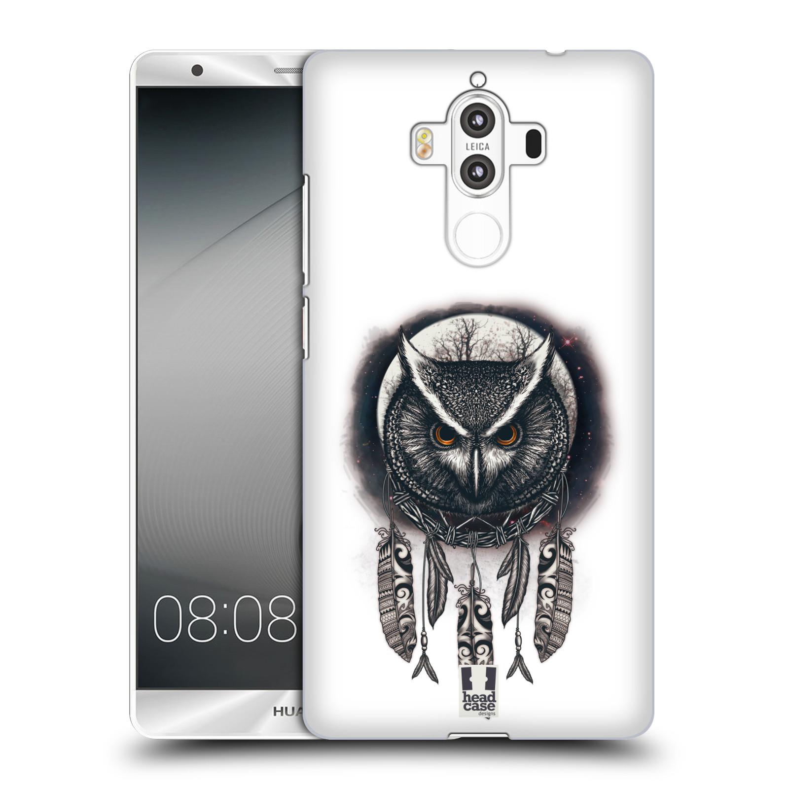 Plastové pouzdro na mobil Huawei Mate 9 - Head Case - Soví lapač