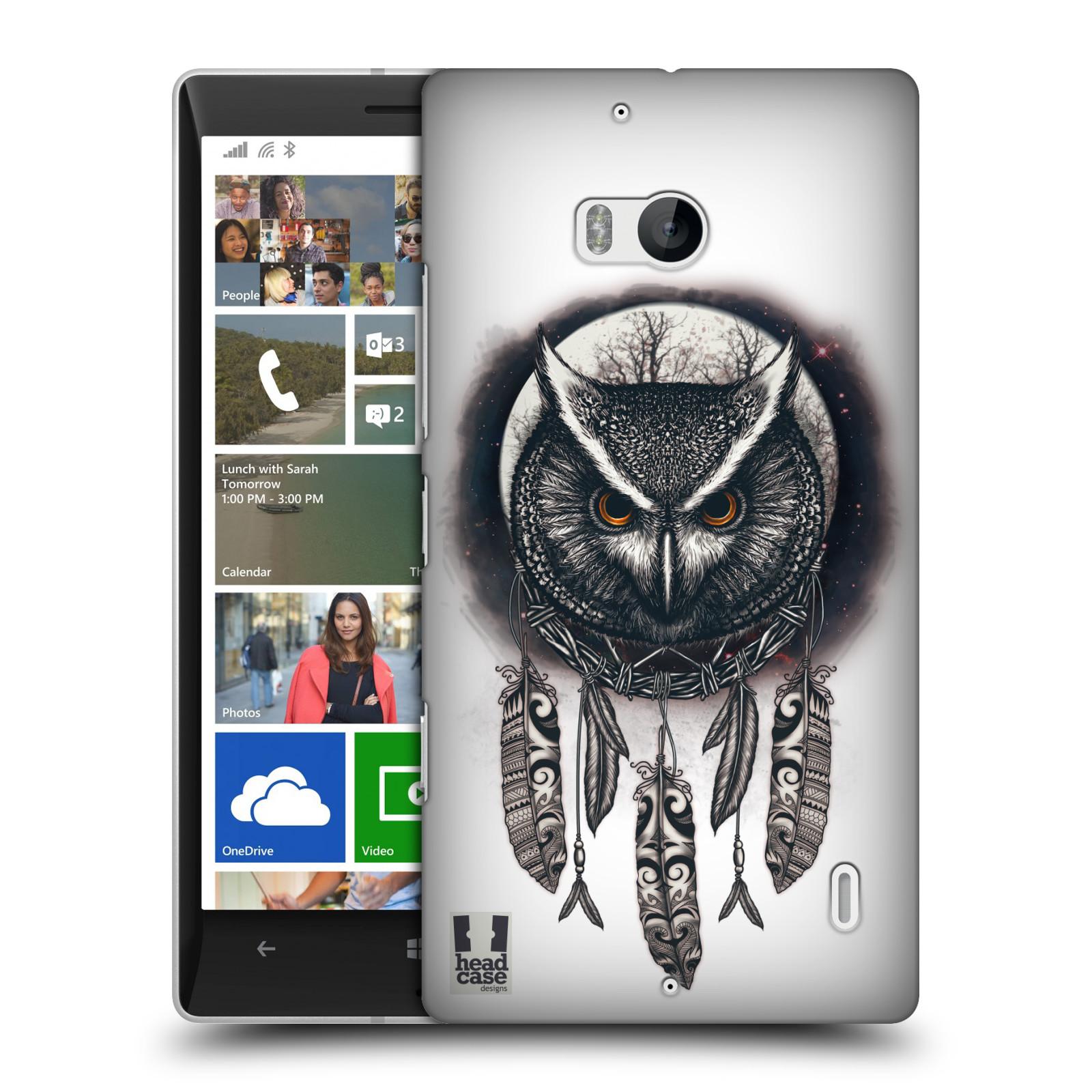 Plastové pouzdro na mobil Nokia Lumia 930 - Head Case - Soví lapač