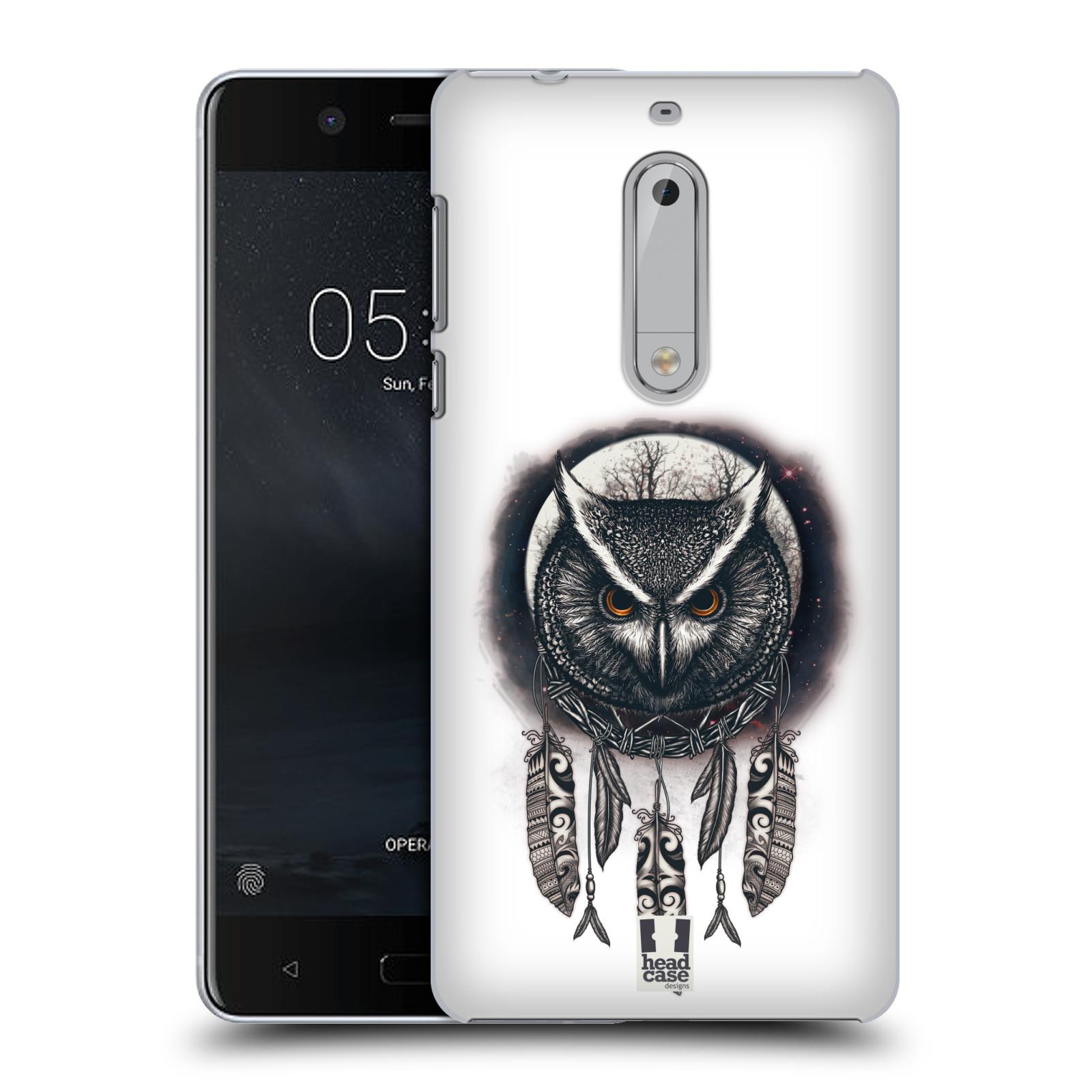 Plastové pouzdro na mobil Nokia 5 - Head Case - Soví lapač