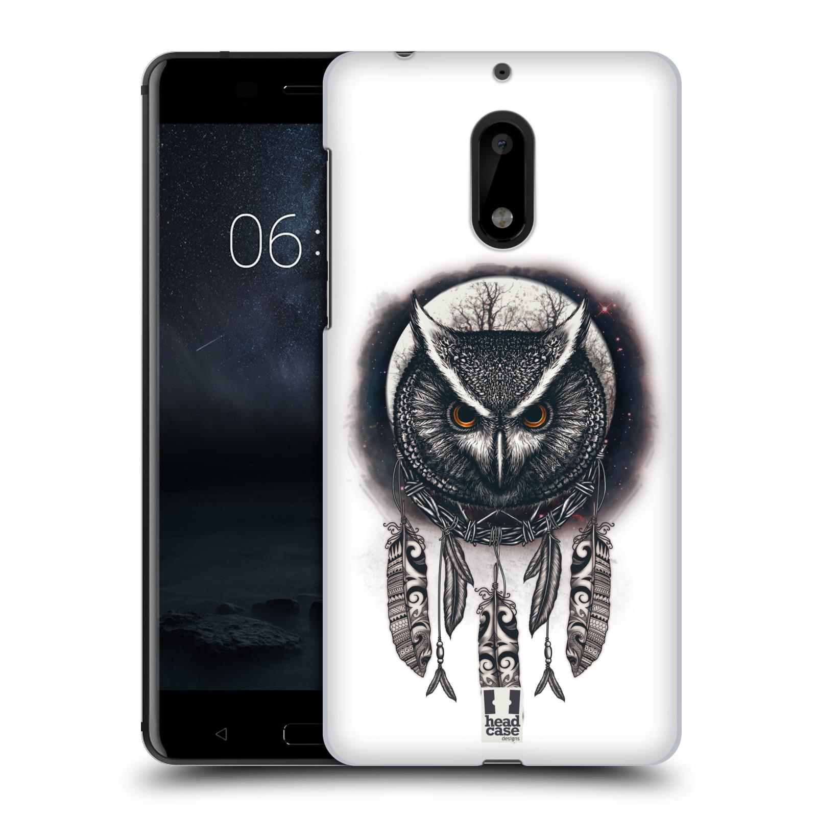 Plastové pouzdro na mobil Nokia 6 - Head Case - Soví lapač