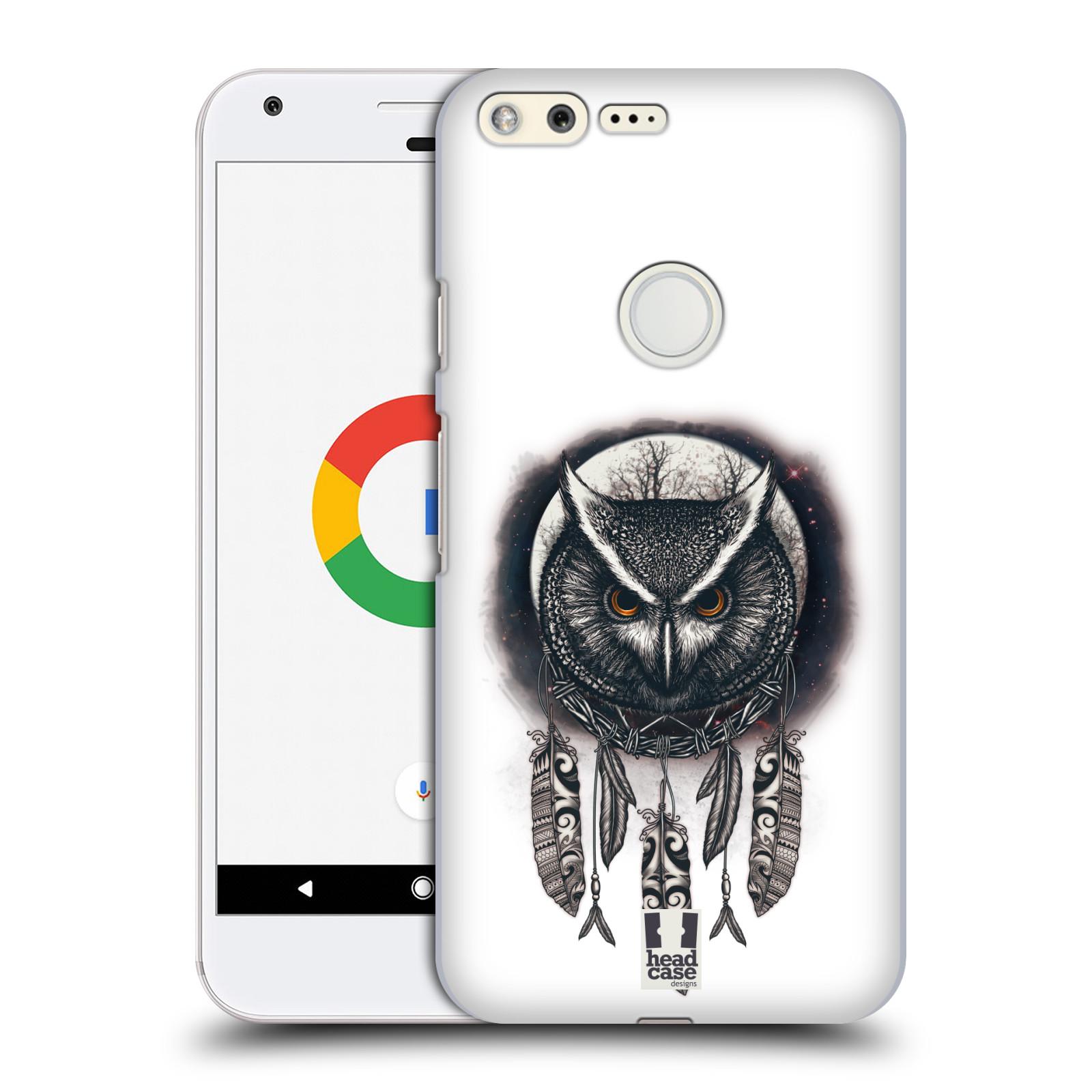 Plastové pouzdro na mobil Google Pixel - Head Case - Soví lapač