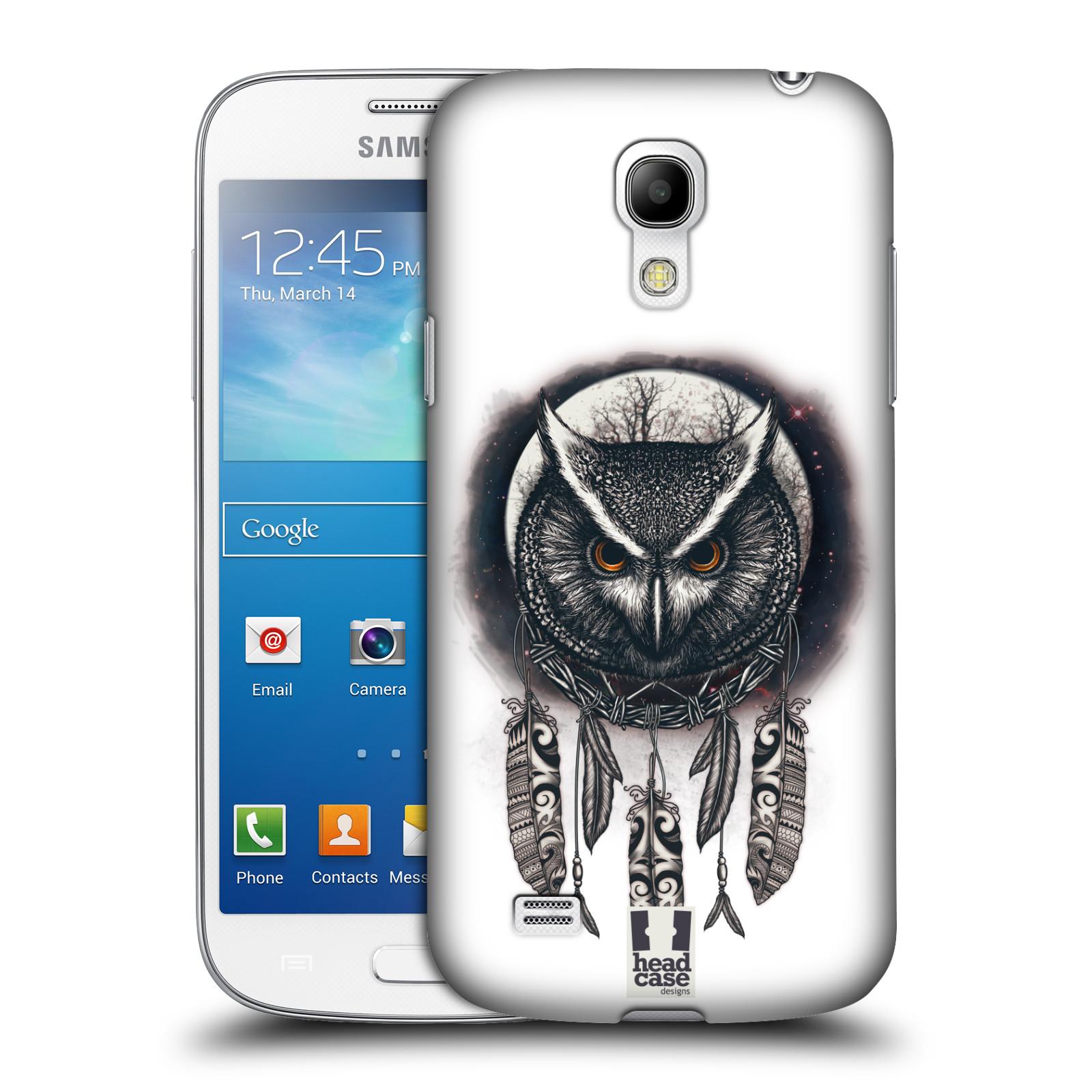 Plastové pouzdro na mobil Samsung Galaxy S4 Mini - Head Case - Soví lapač