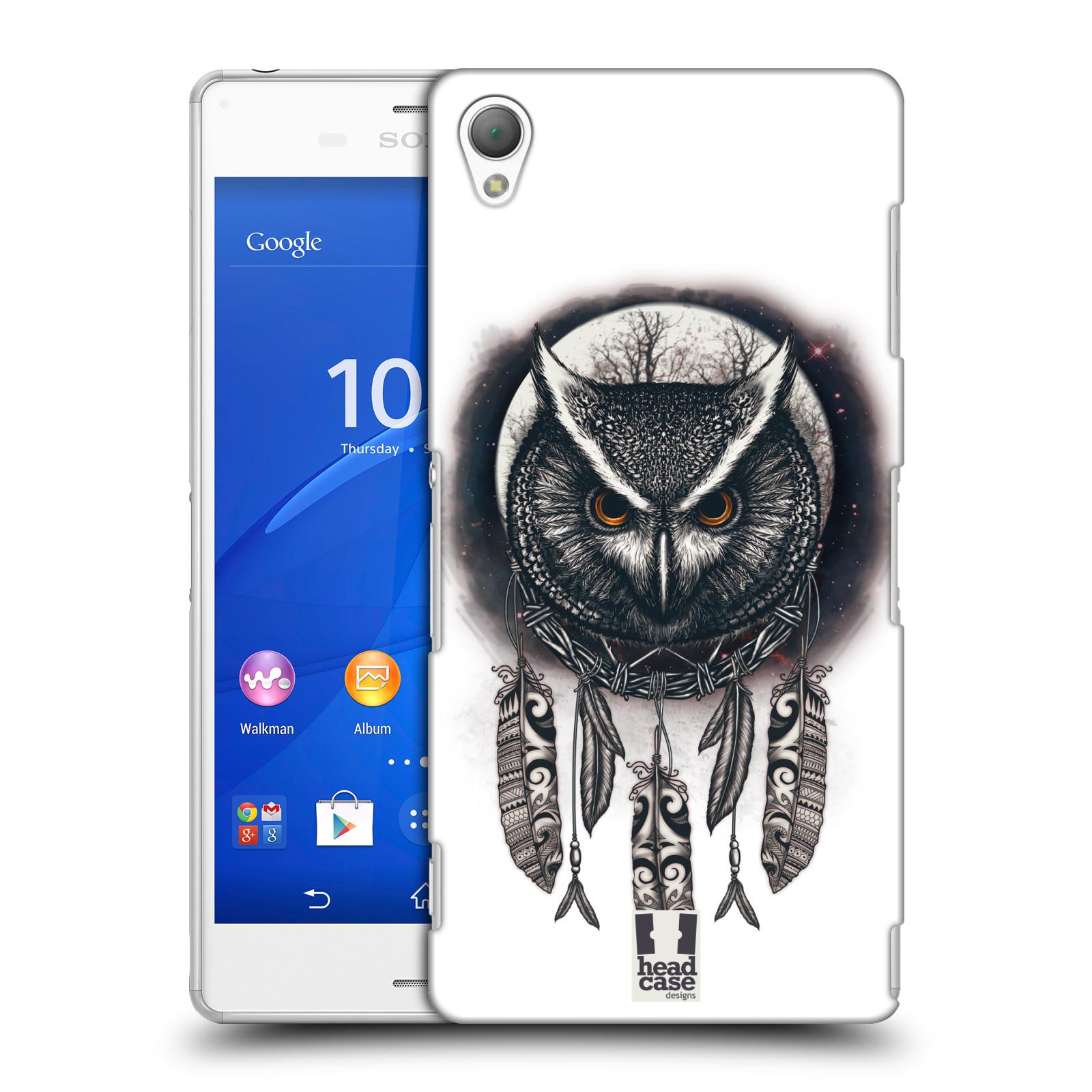 Plastové pouzdro na mobil Sony Xperia Z3 D6603 - Head Case - Soví lapač