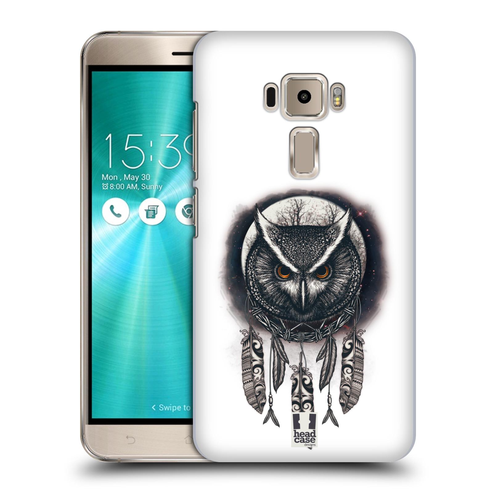 Plastové pouzdro na mobil Asus ZenFone 3 ZE520KL - Head Case - Soví lapač
