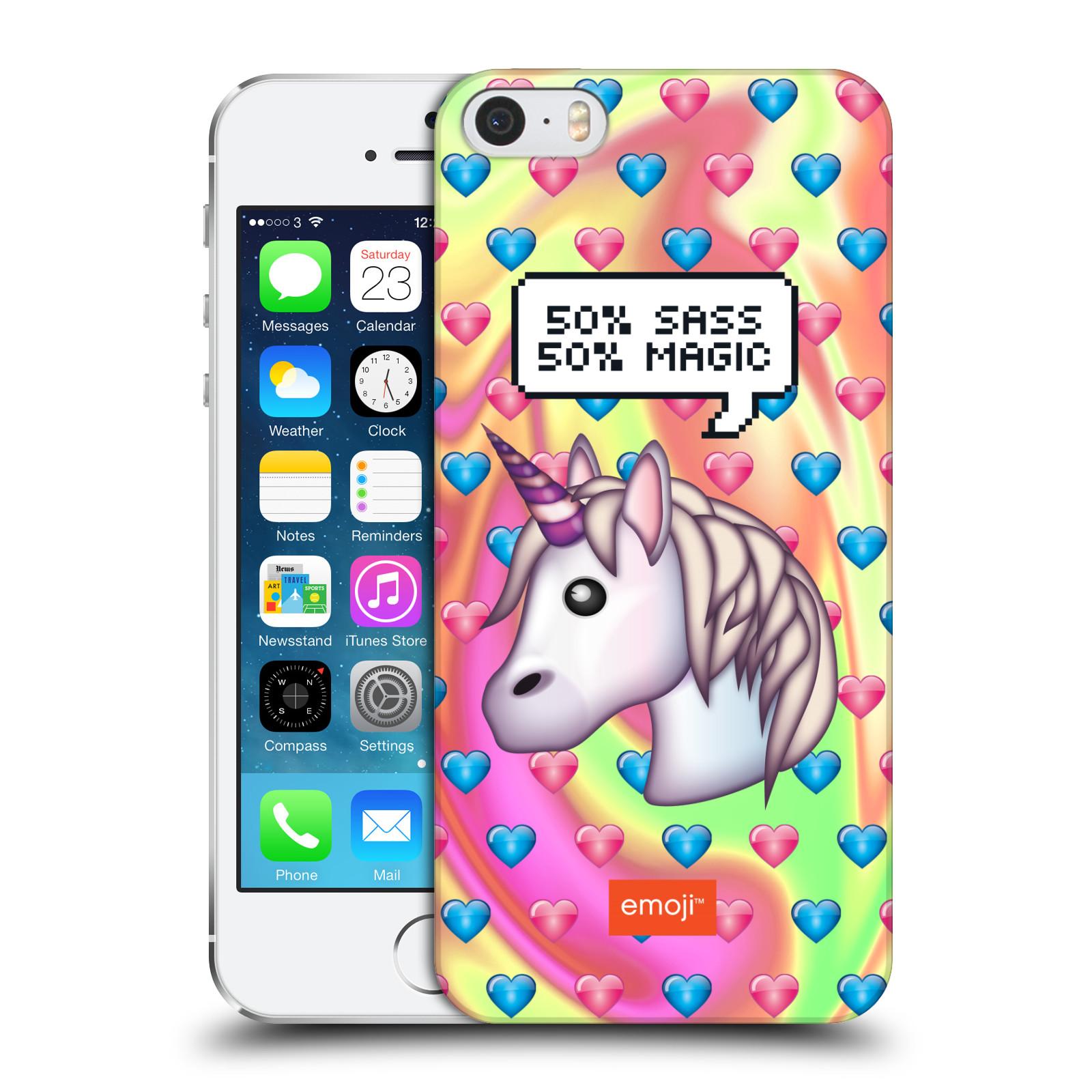 Plastové pouzdro na mobil Apple iPhone SE aee9c9f6bb0