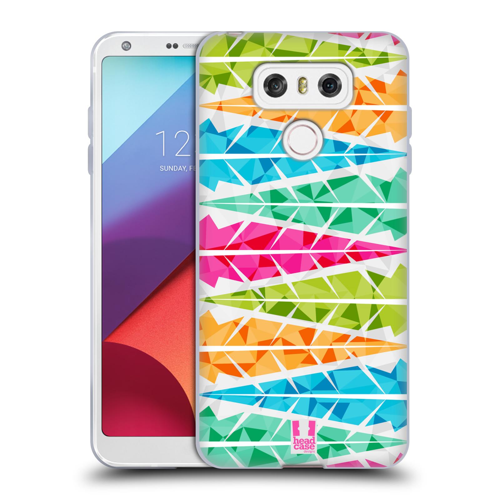 Silikonové pouzdro na mobil LG G6 - Head Case PÍRKA ALTERNATING (Silikonový kryt či obal na mobilní telefon LG G6 H870 / LG G6 Dual SIM H870DS)