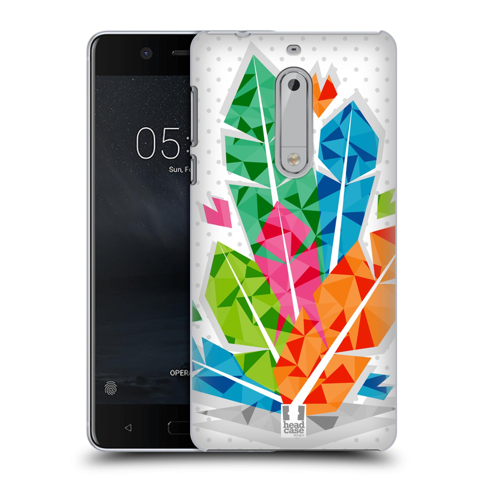 Plastové pouzdro na mobil Nokia 5 Head Case - PÍRKA BUNCH (Plastový kryt či obal na mobilní telefon Nokia 5 (2017))