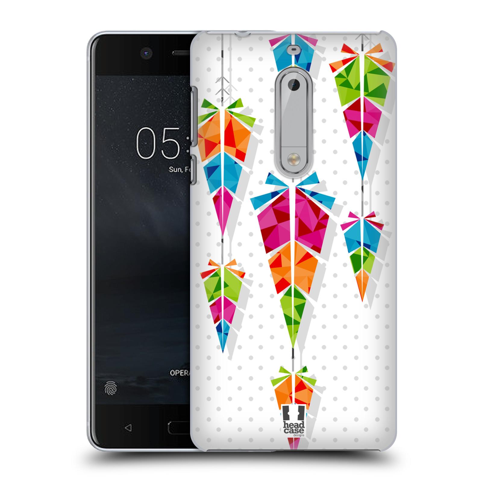Plastové pouzdro na mobil Nokia 5 Head Case - PÍRKA CHIMES (Plastový kryt či obal na mobilní telefon Nokia 5 (2017))