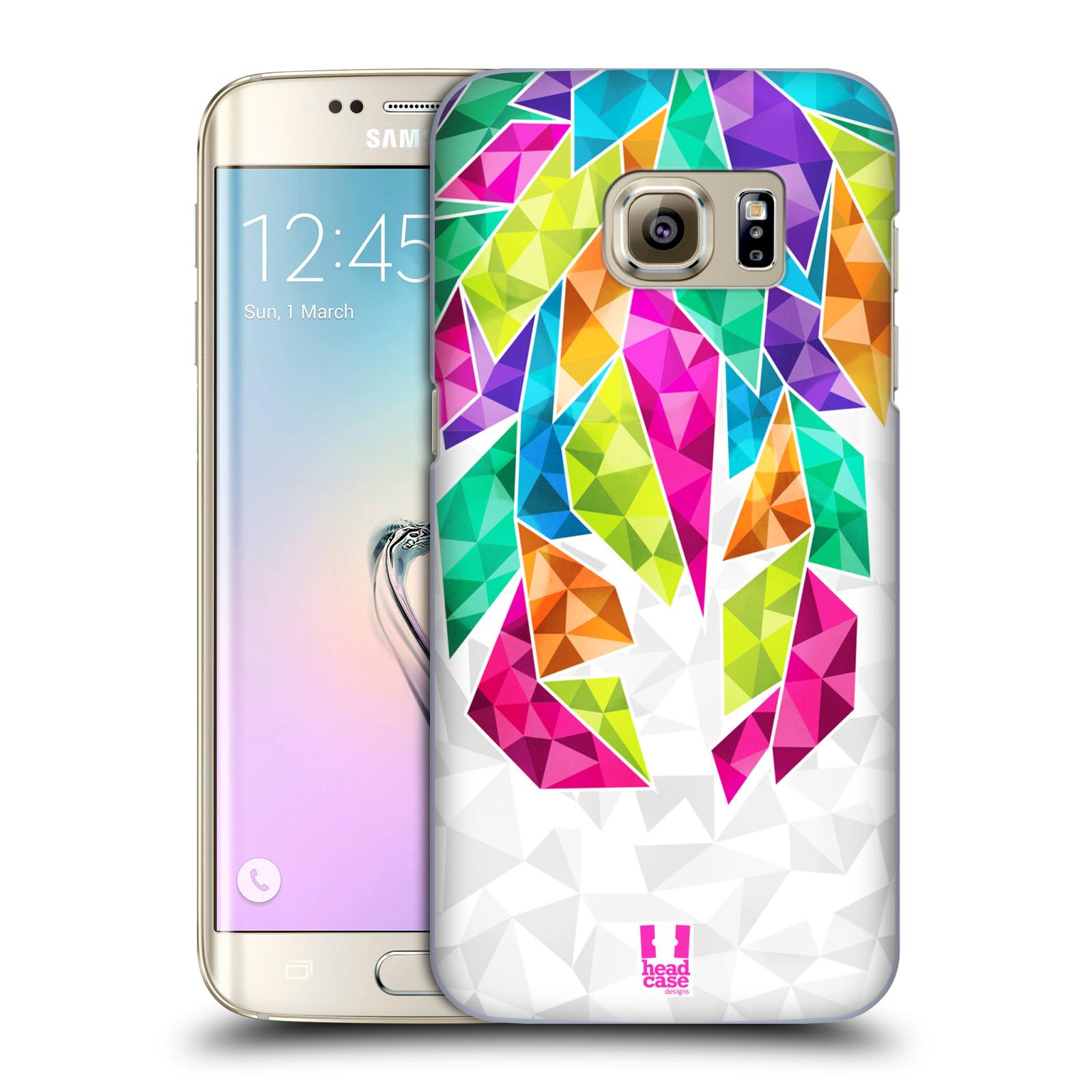Plastové pouzdro na mobil Samsung Galaxy S7 Edge HEAD CASE PÍRKA TICKLE (Kryt či obal na mobilní telefon Samsung Galaxy S7 Edge SM-G935F)