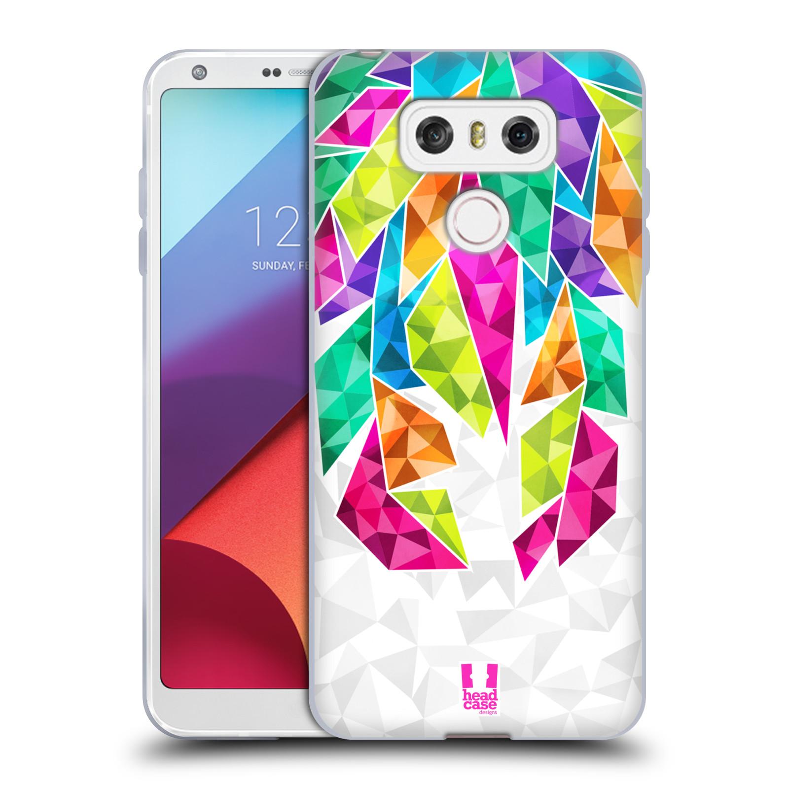 Silikonové pouzdro na mobil LG G6 - Head Case PÍRKA TICKLE (Silikonový kryt či obal na mobilní telefon LG G6 H870 / LG G6 Dual SIM H870DS)