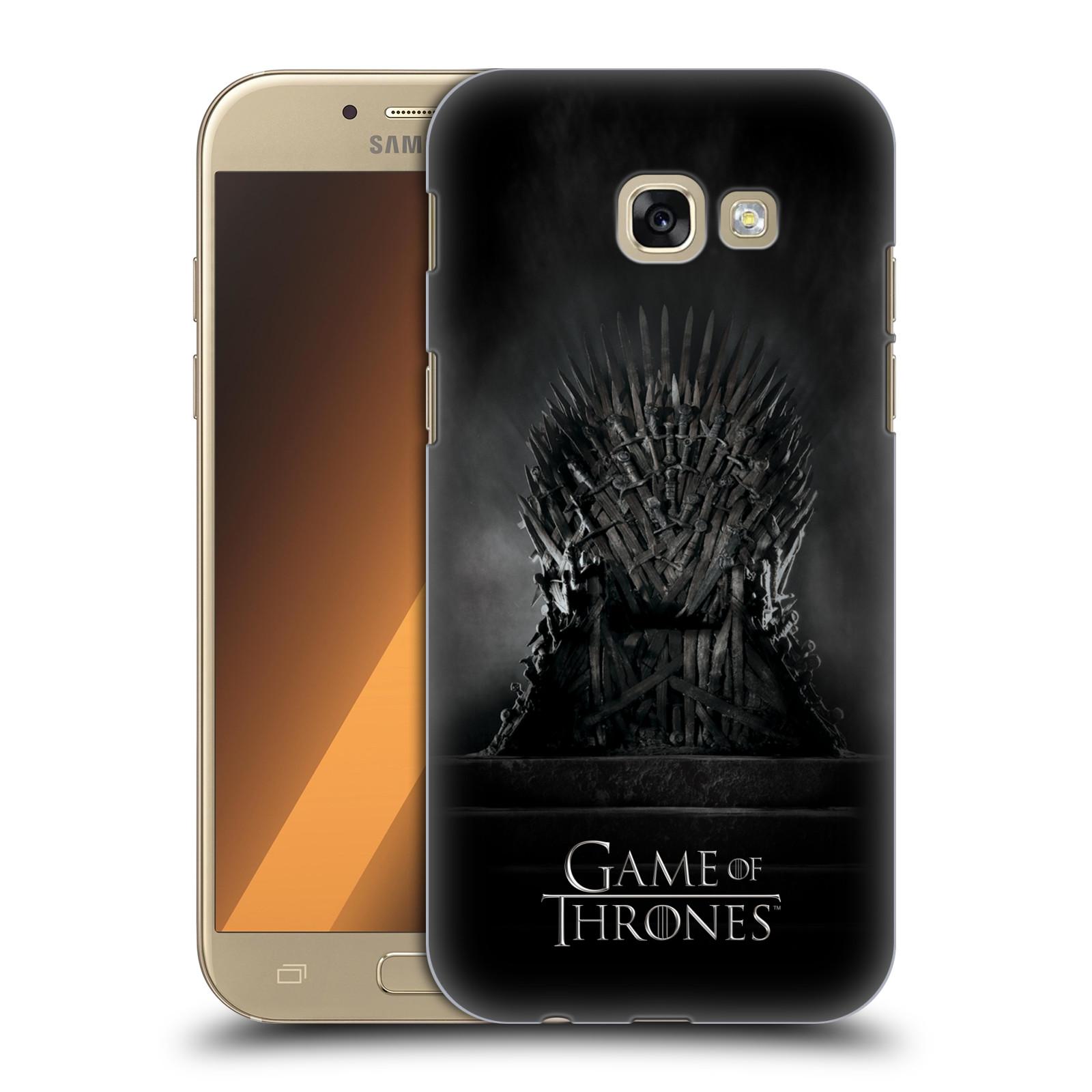 Plastové pouzdro na mobil Samsung Galaxy A5 (2017) HEAD CASE Hra o trůny – Železný trůn