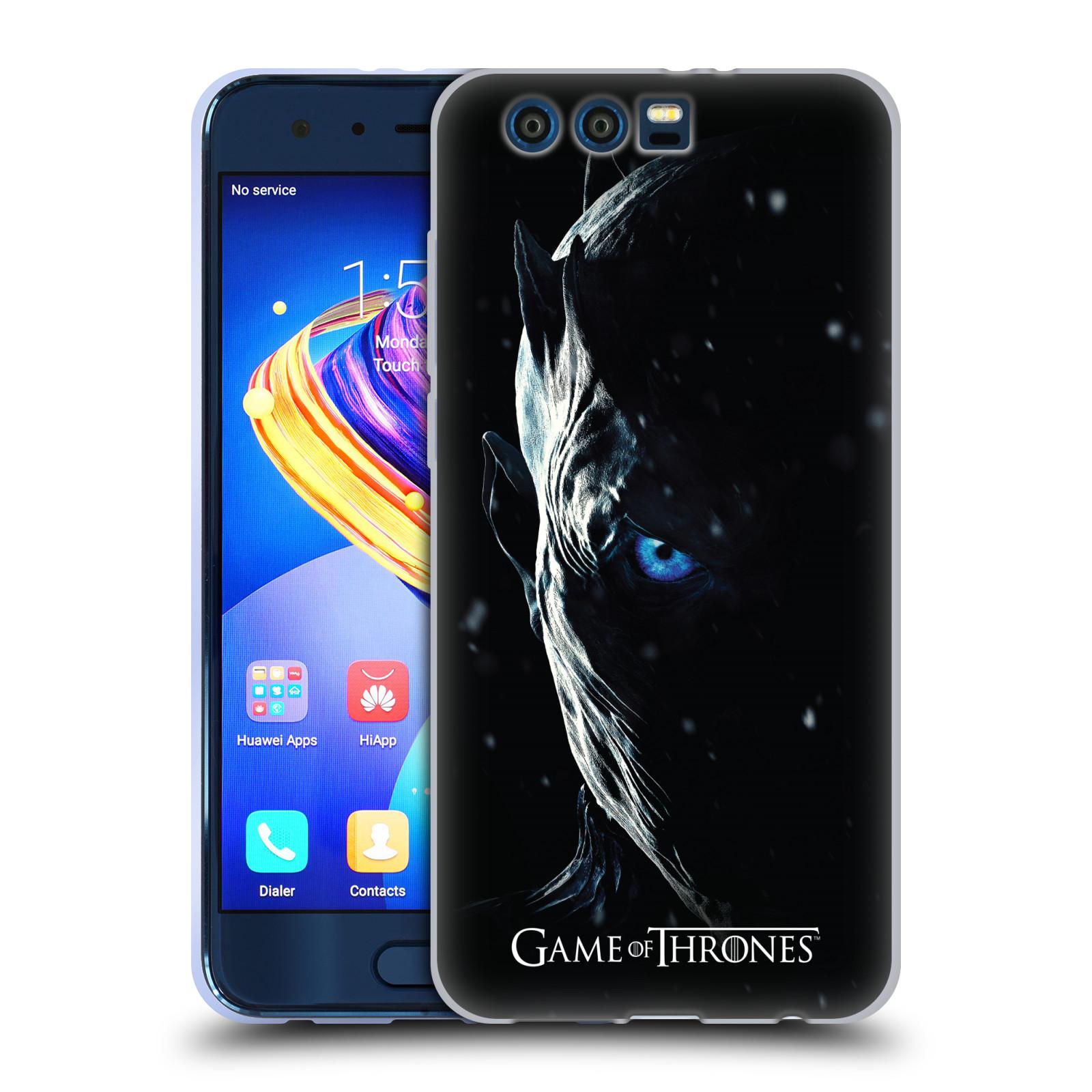 Silikonové pouzdro na mobil Honor 9 - Head Case - Hra o trůny - Night King d5b1ad70339