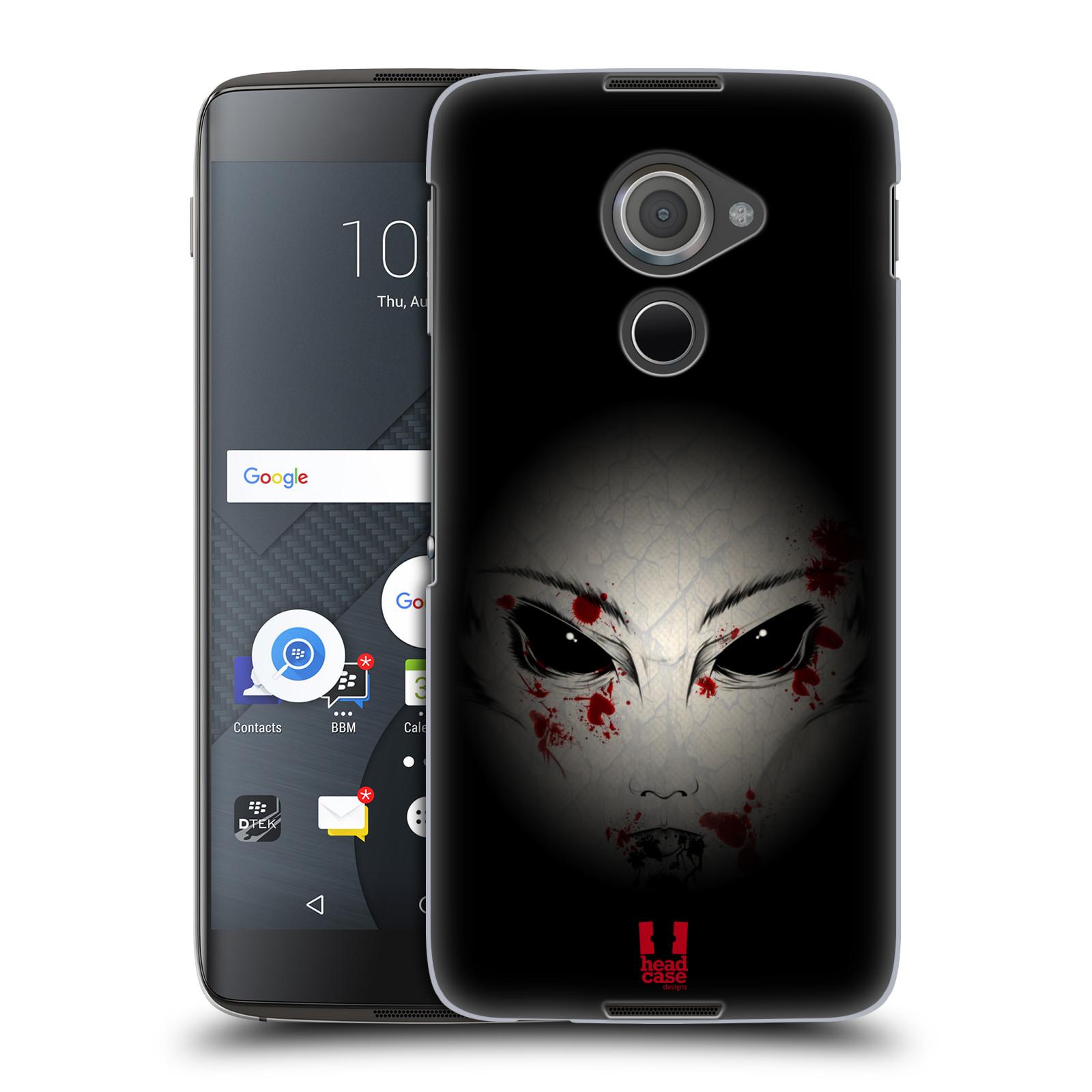 Plastové pouzdro na mobil Blackberry DTEK60 (Argon) - Head Case Macabre (Plastový kryt či obal na mobilní telefon Blackberry DTEK60 (Argon))